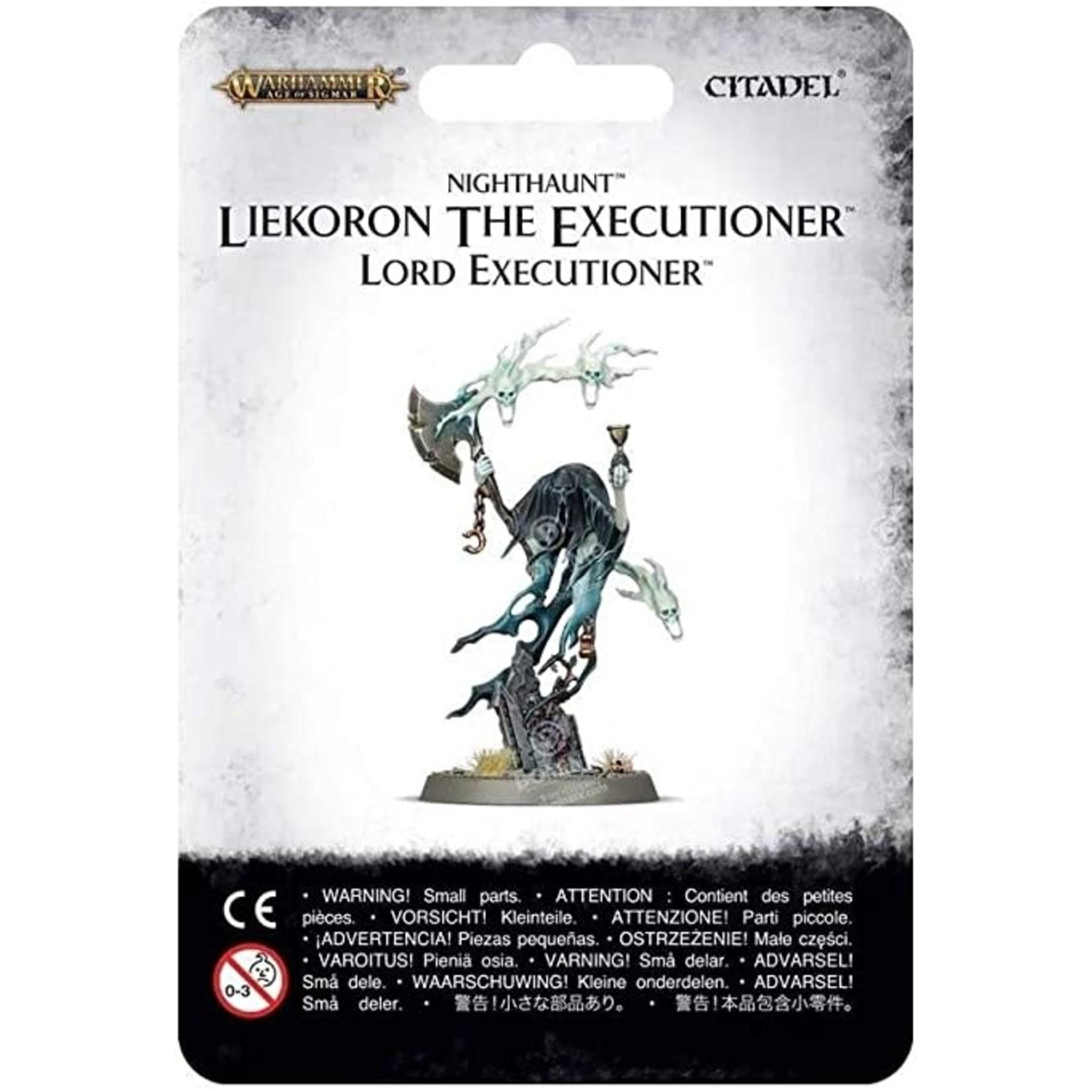 Nighthaunt Liekoron the Executioner (AOS)