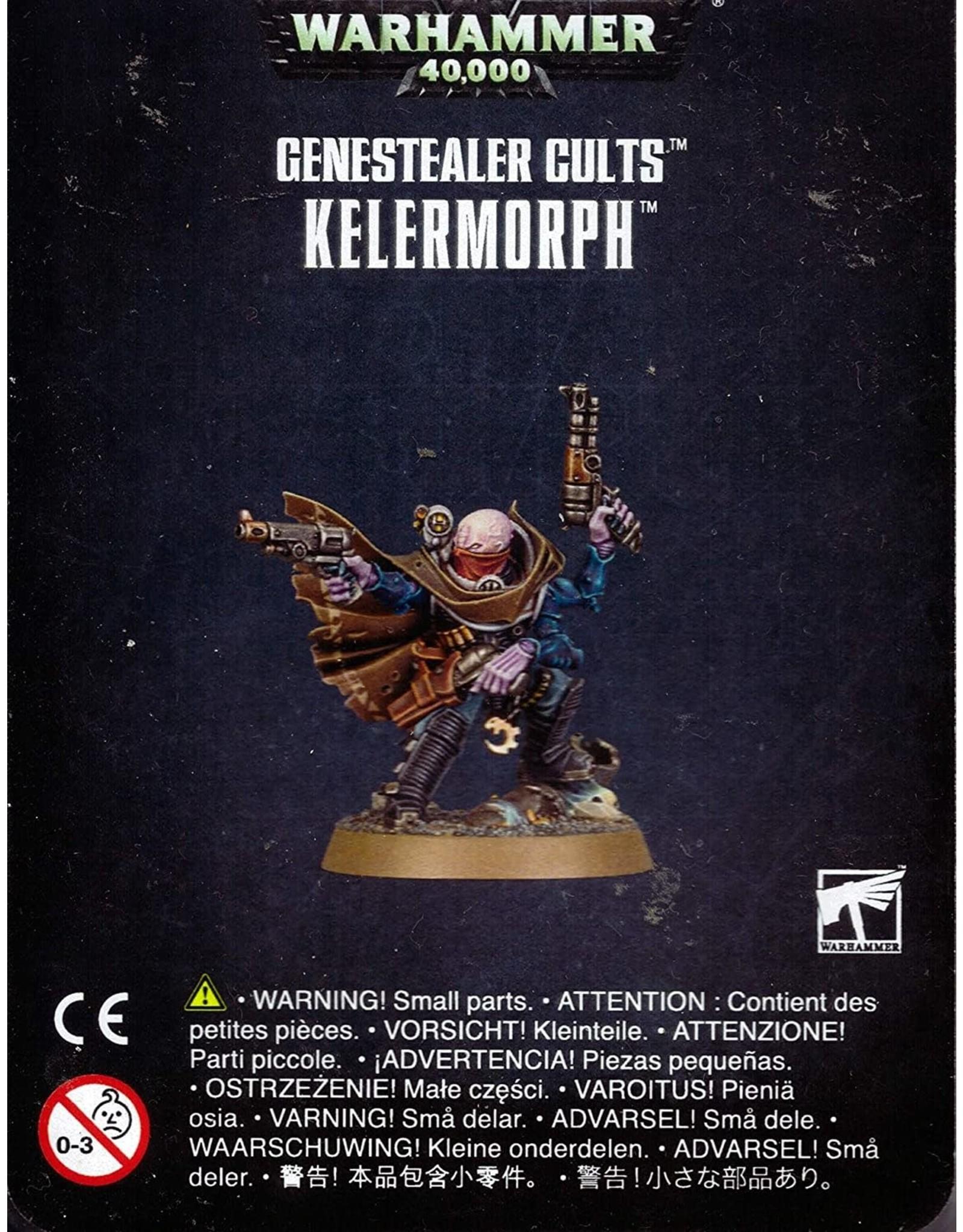 Genestealer Cults Kelermorph (40K)