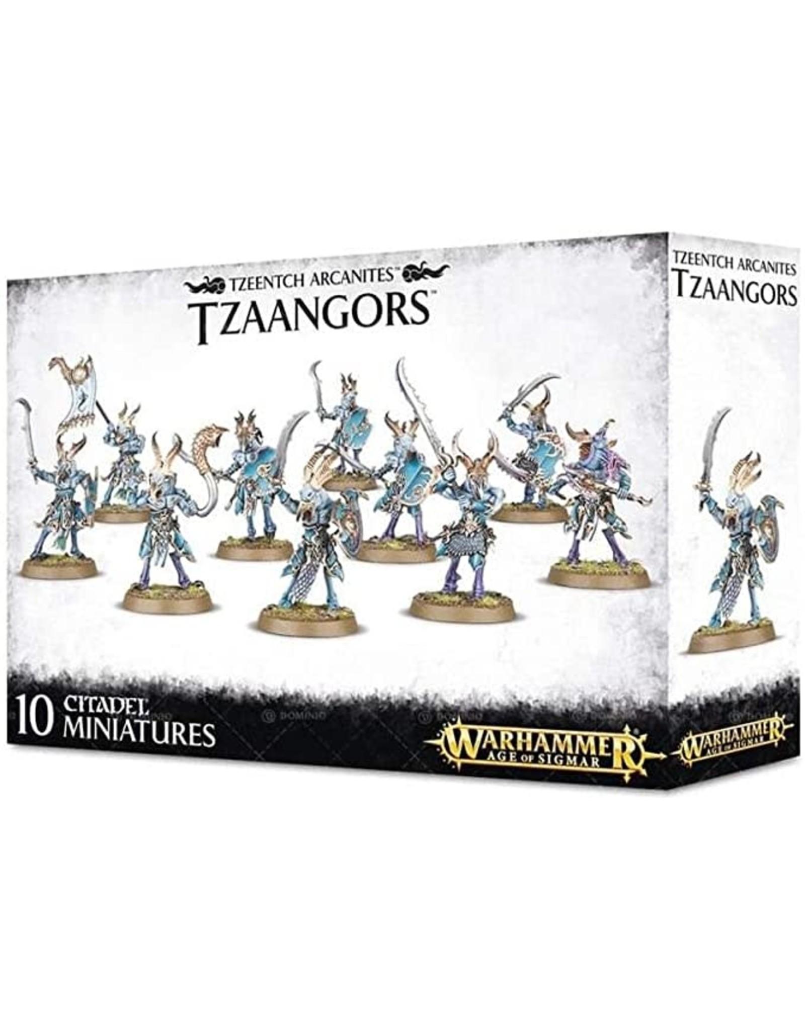 Arcanites Tzaangors (AOS)