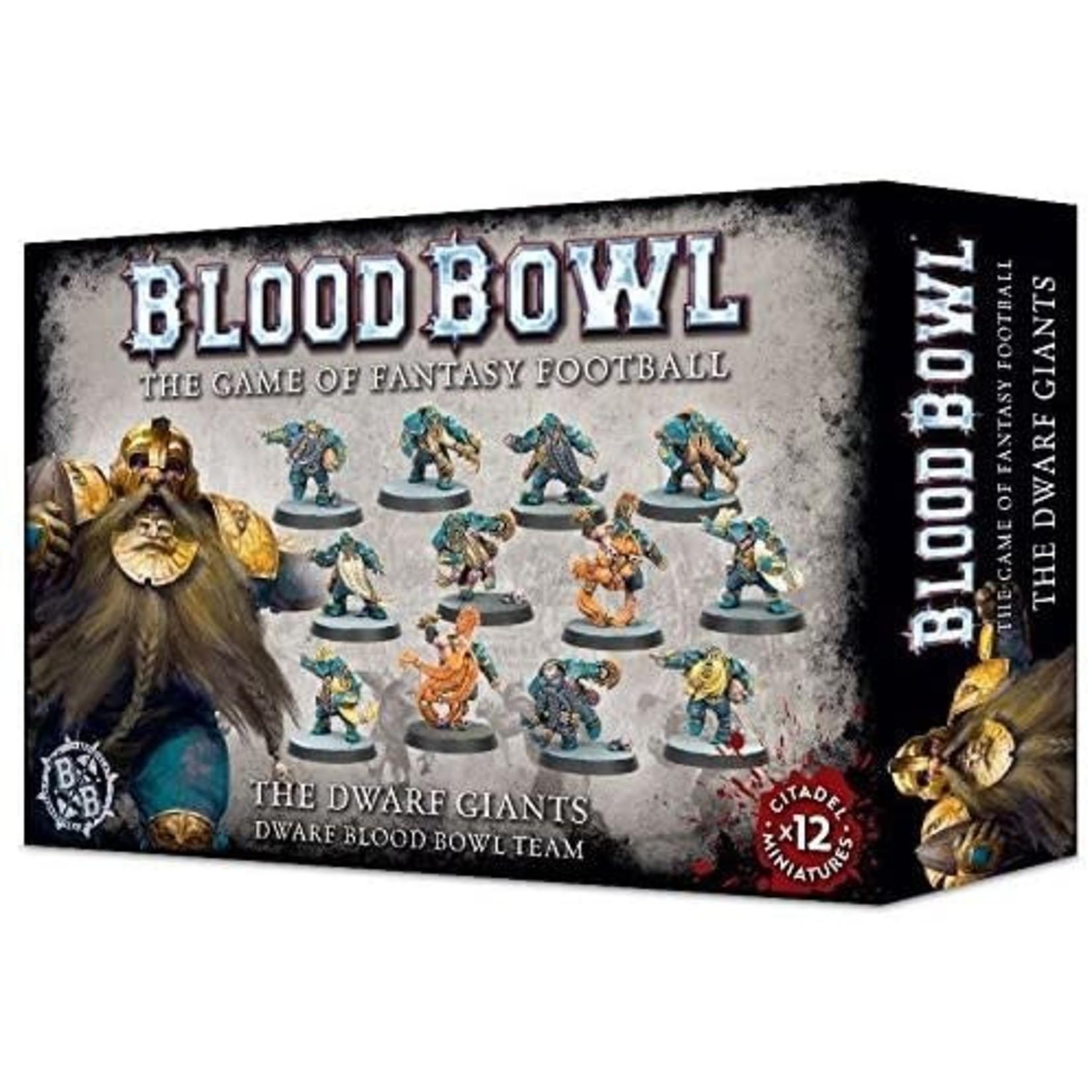 Blood Bowl: The Dwarf Giants