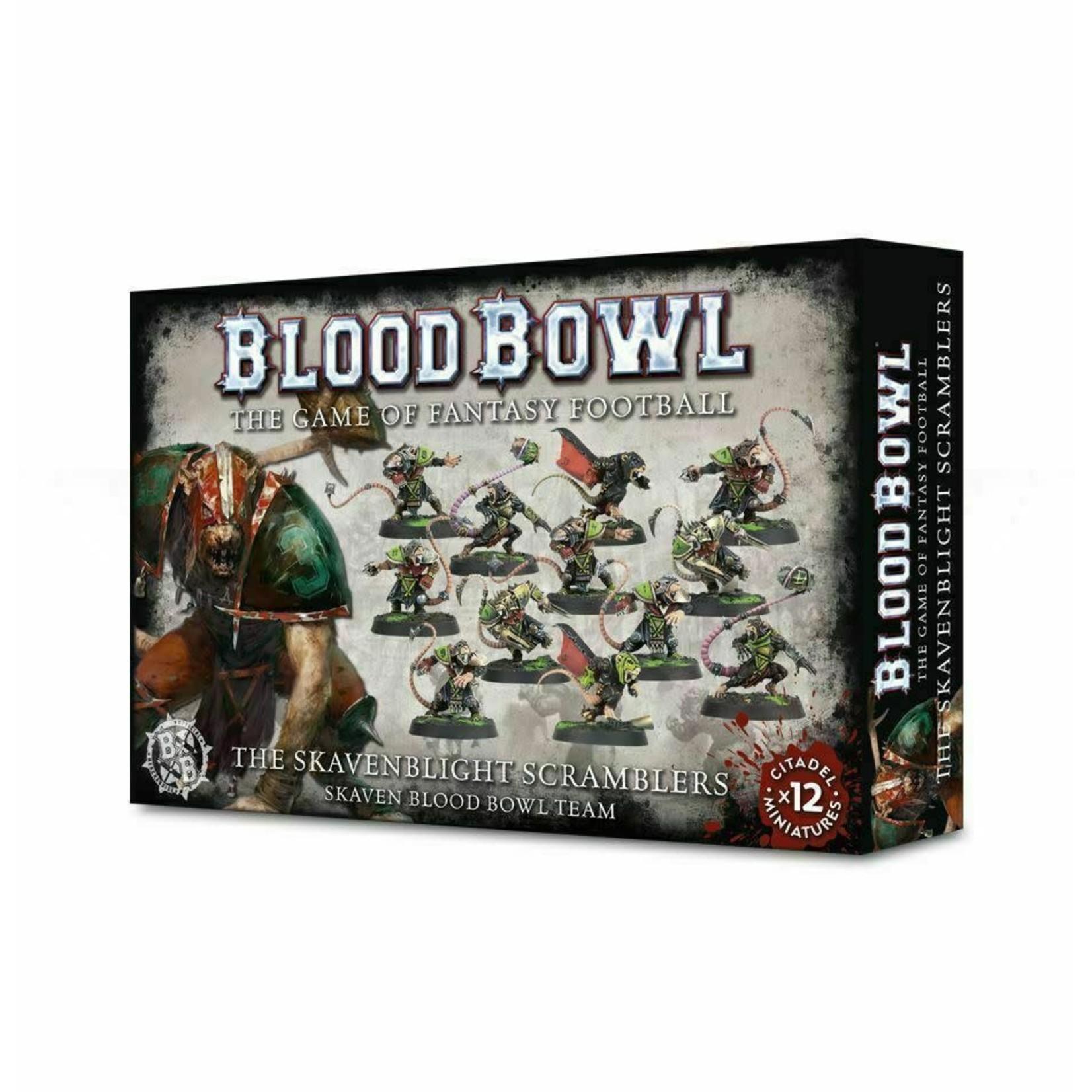 Blood Bowl: The Skavenblight Scramb