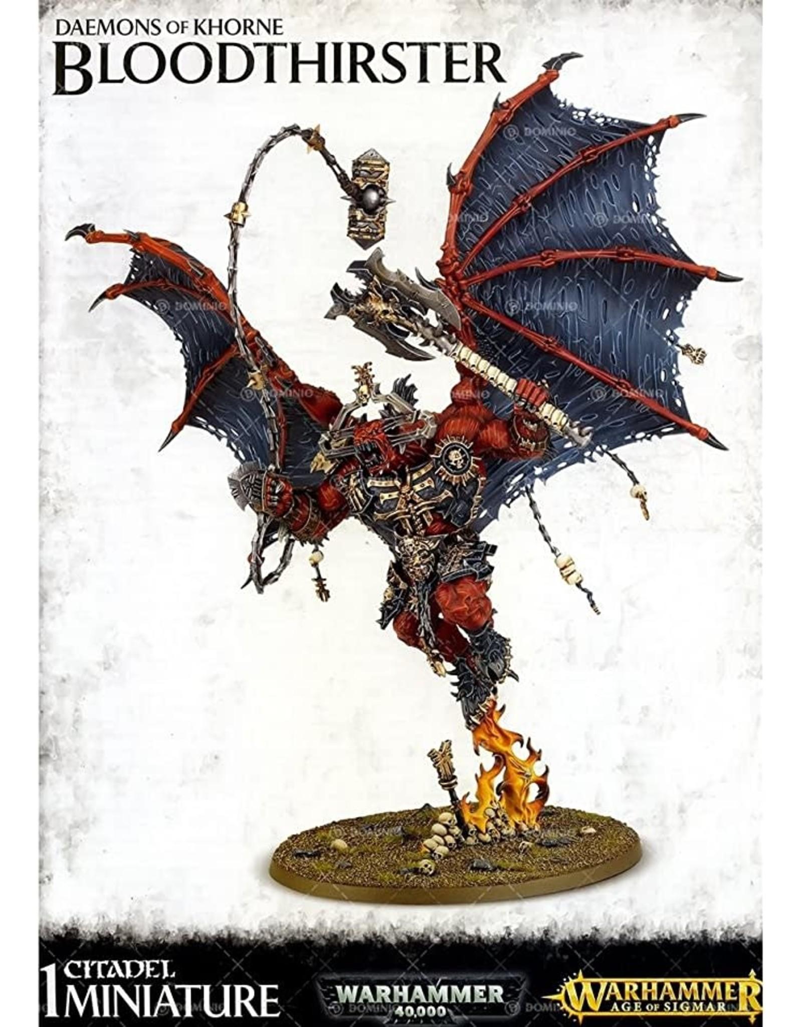 Daemons Bloodthirster of Khorne (AOS)
