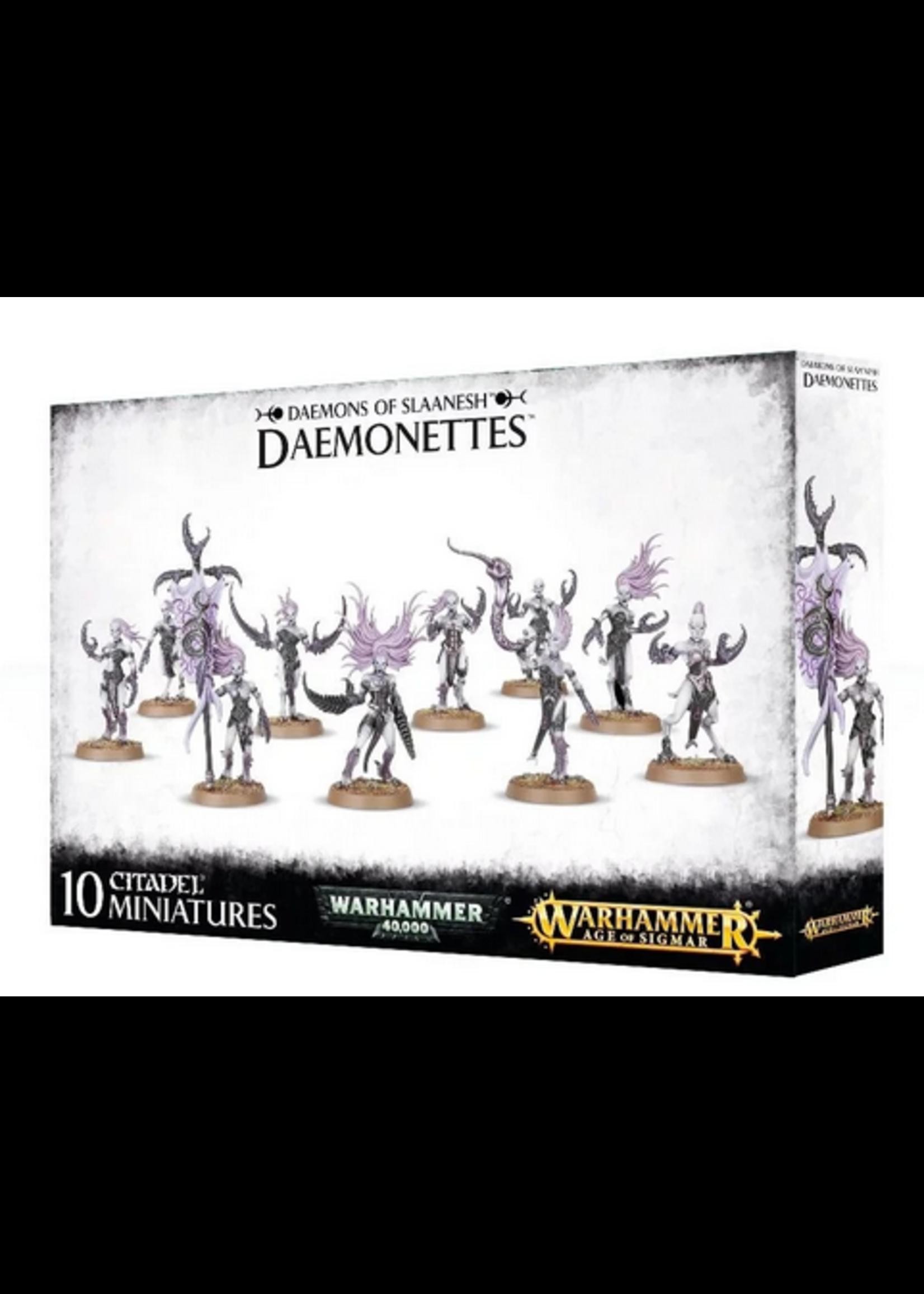 Daemonettes of Slaanesh (AOS)