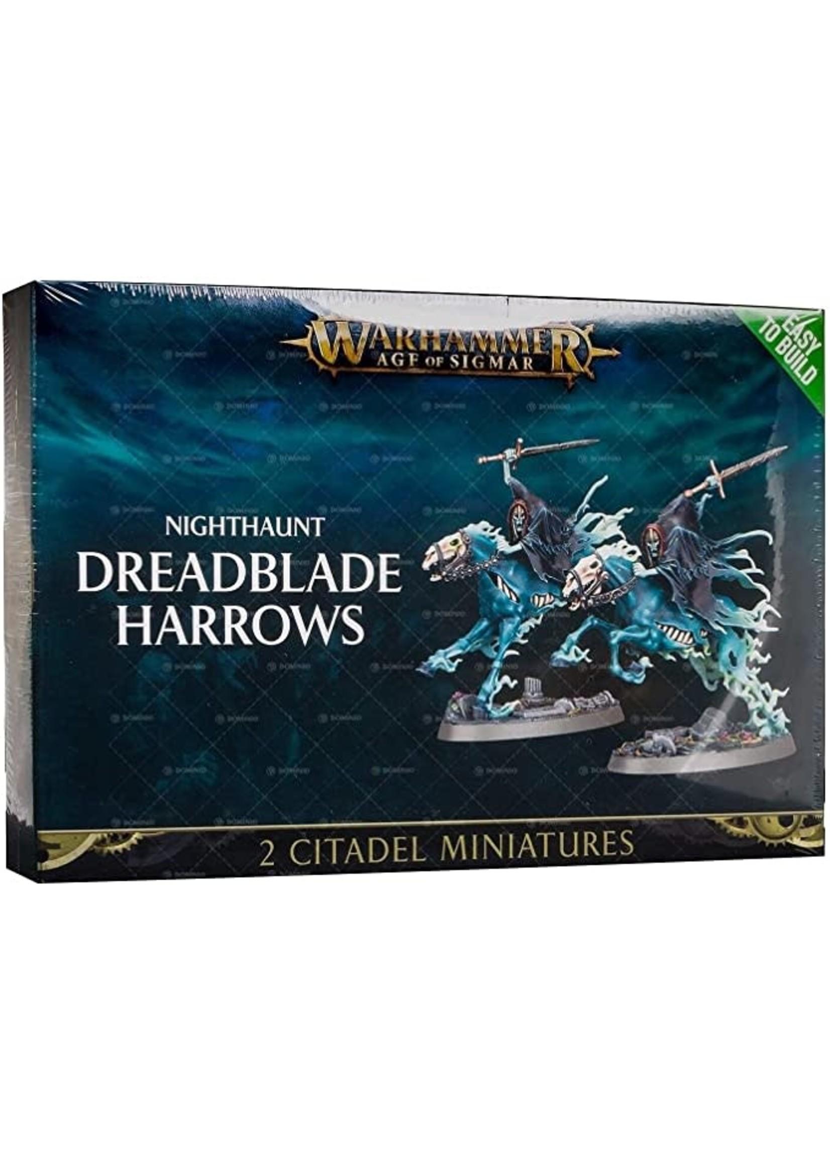 Nighthaunt Dreadblade Harrows (40K)