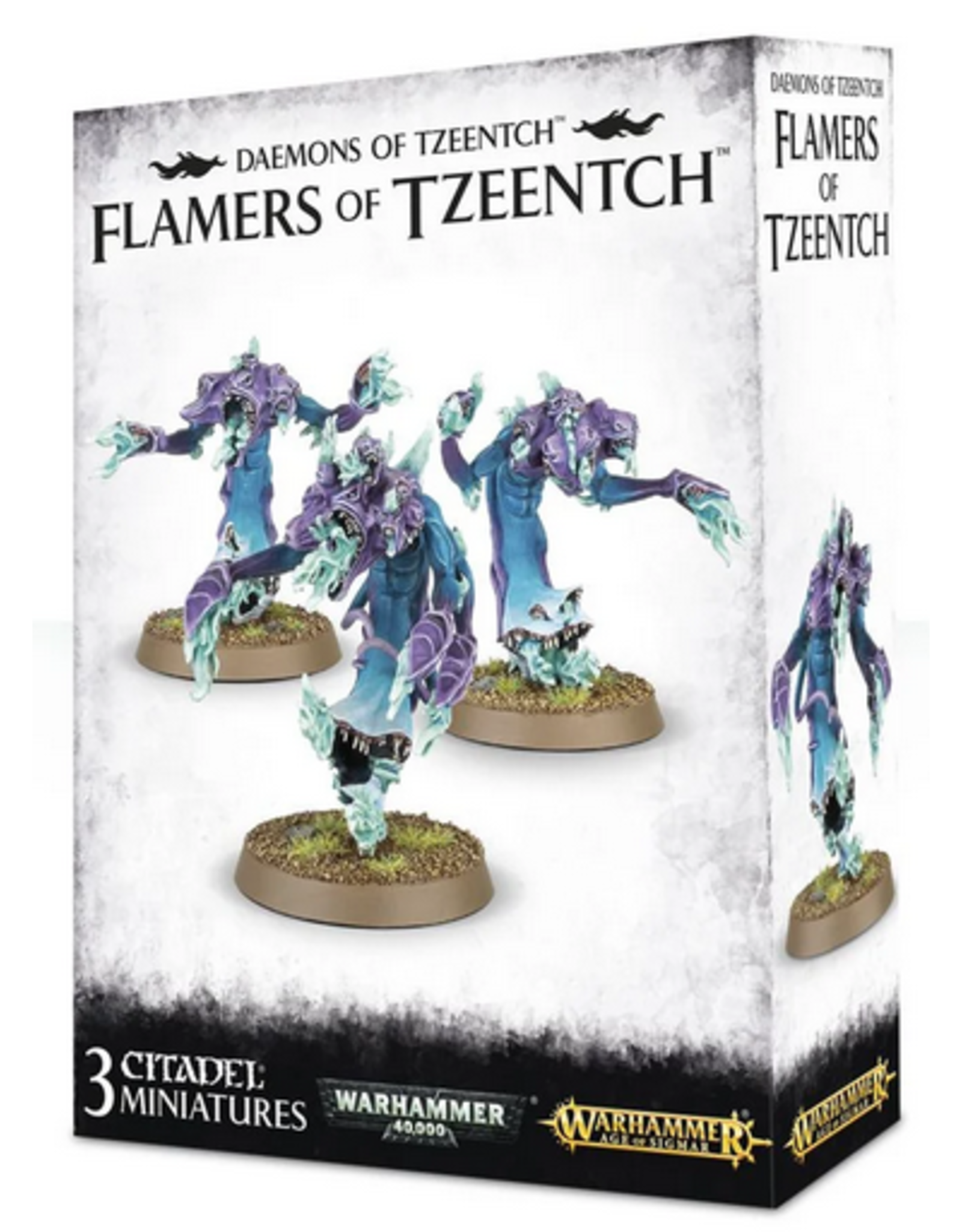 Flamers of Tzeentch (AOS)