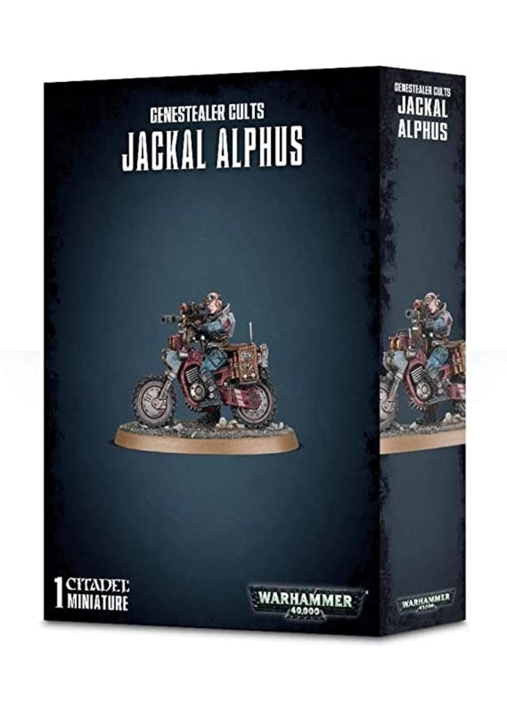 Genestealer Cults Jackal Alphus (40K)