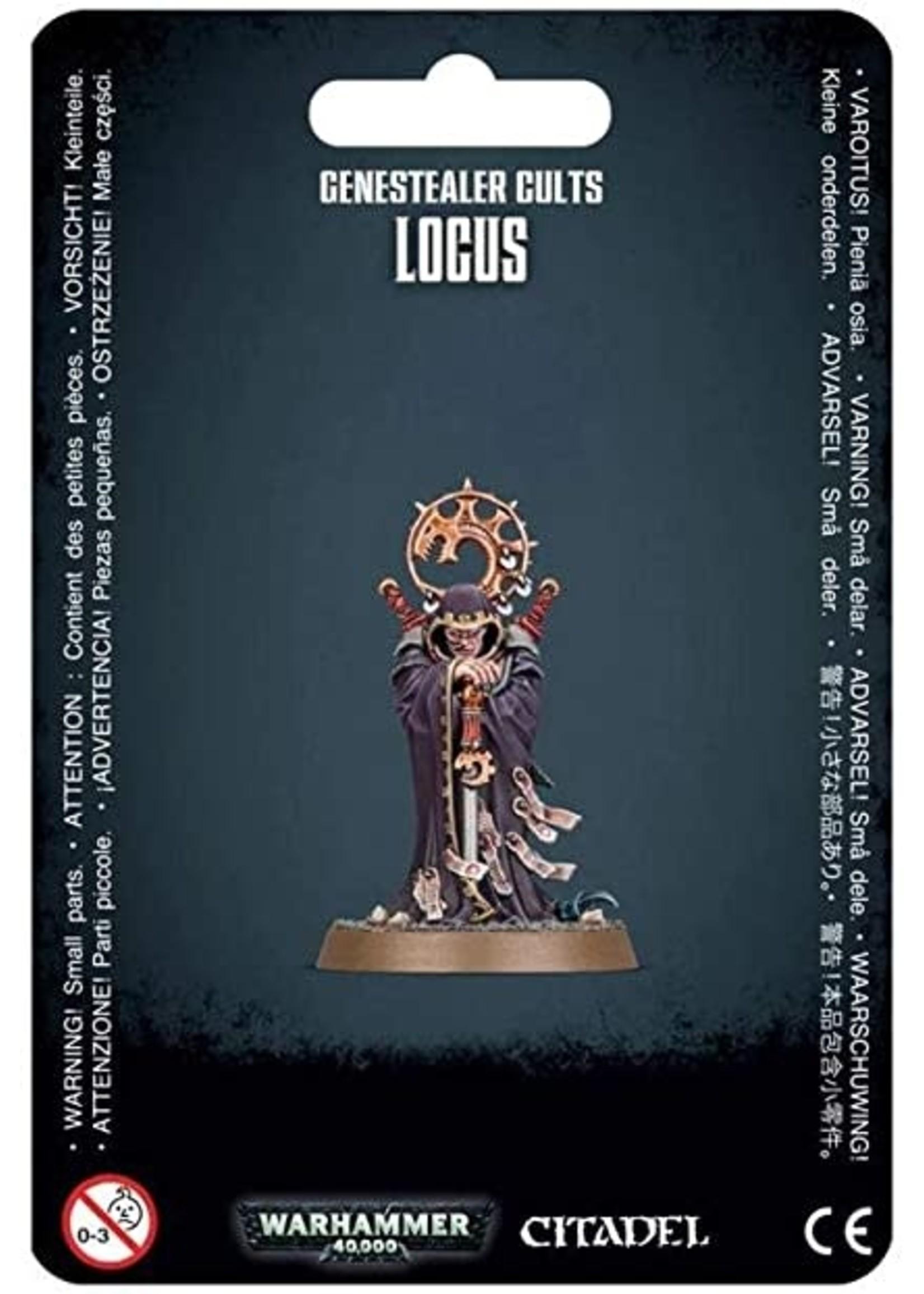 Genestealer Cults Locus (40K)