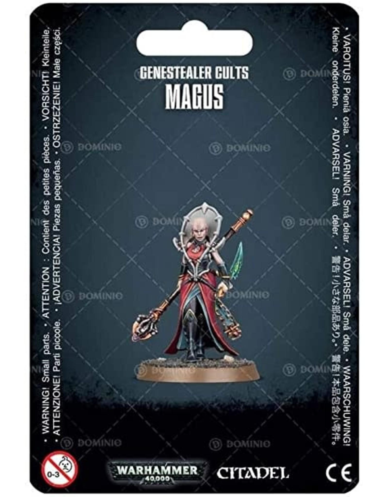 Genestealer Cults Magus (40K)