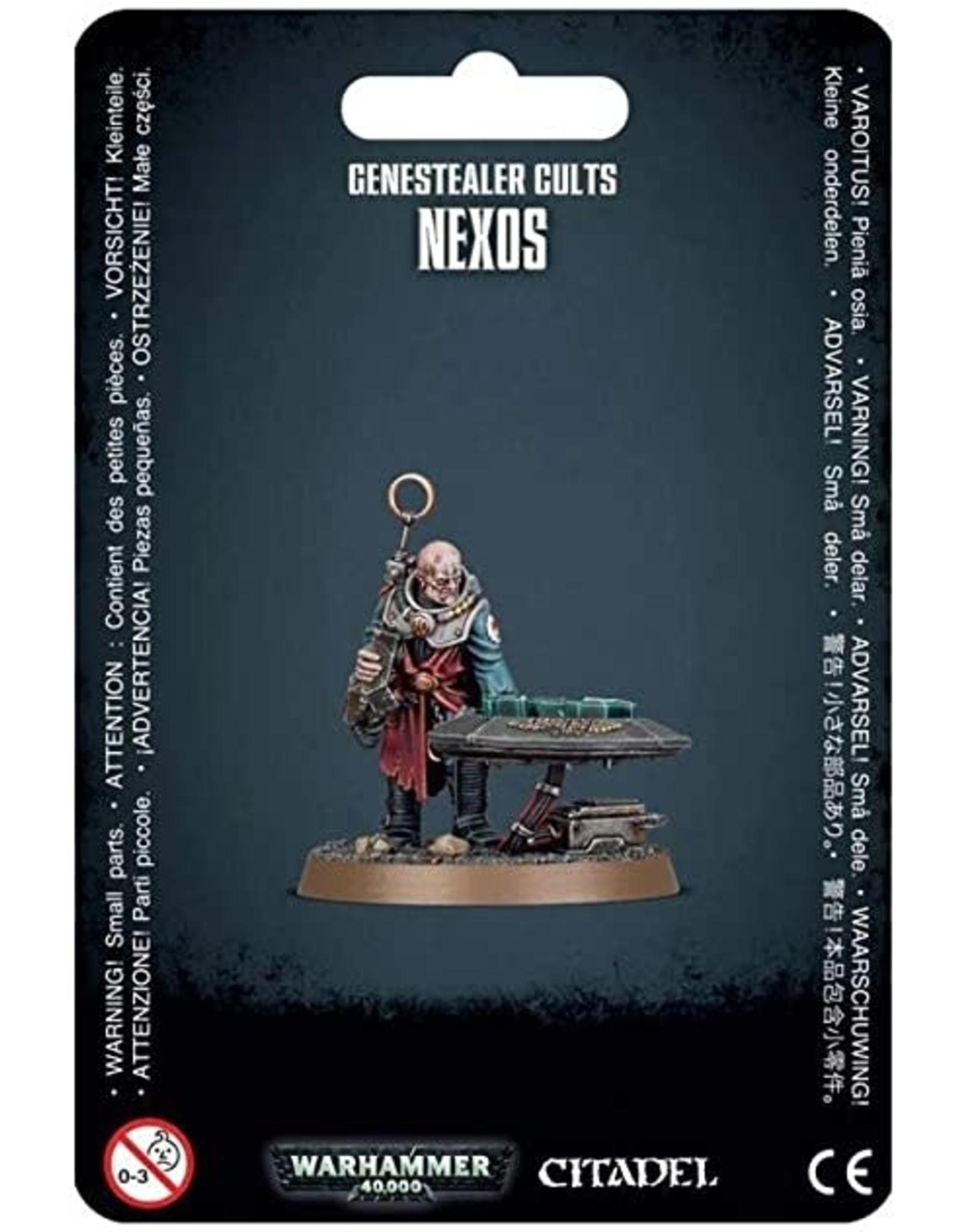 Genestealer Cults Nexos (40K)