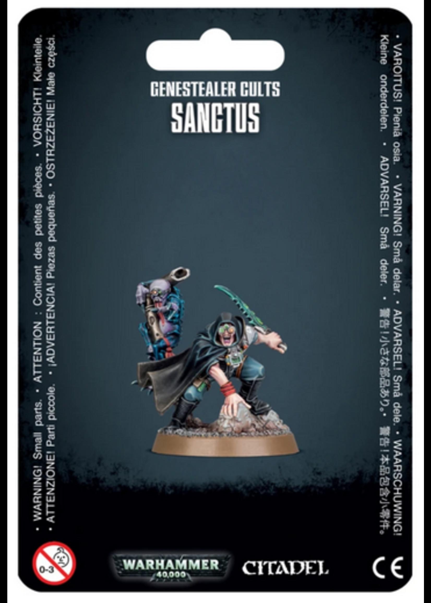 Genestealer Cults Sanctus (40K)