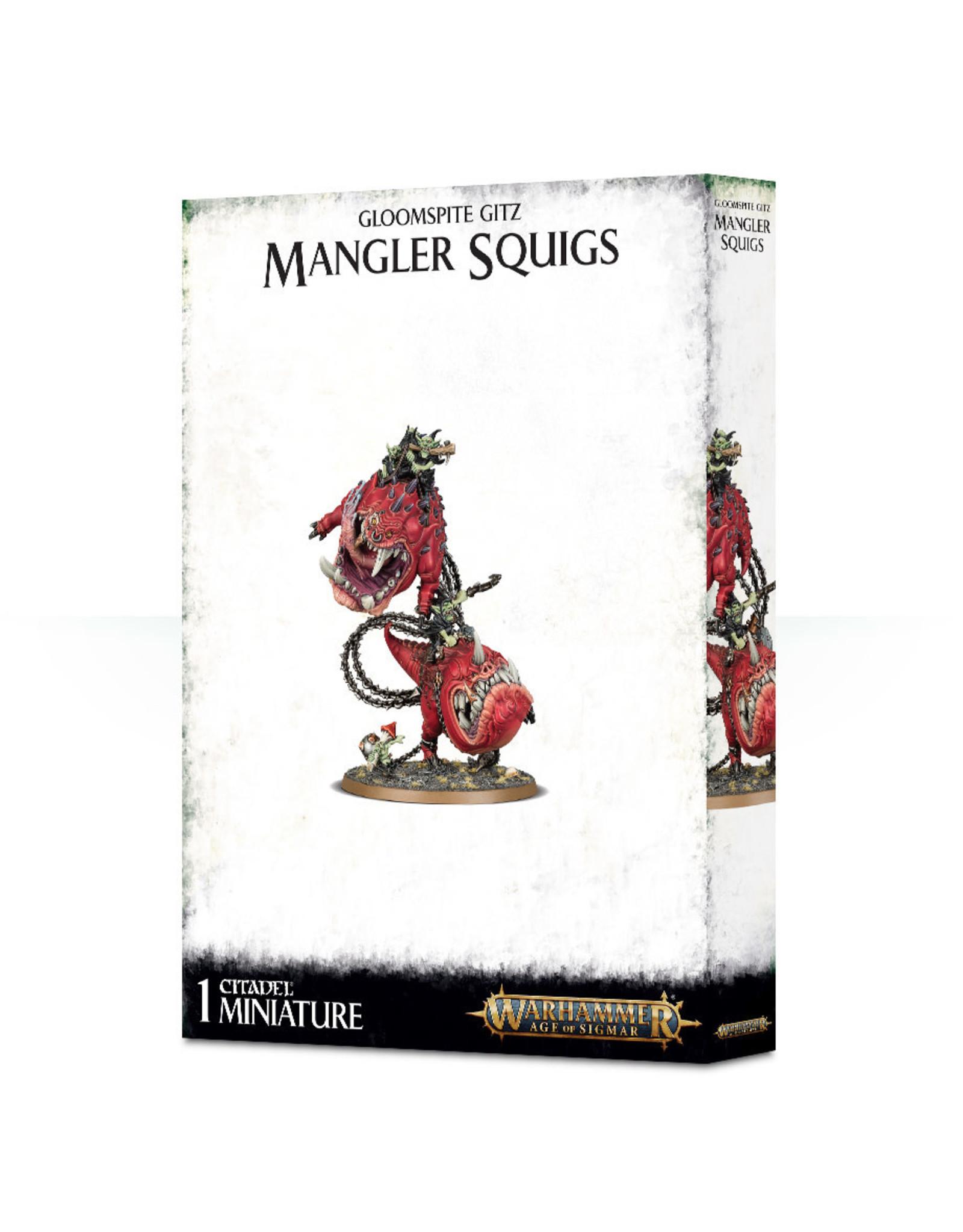 Gloomspite Mangler Squigs (AOS)