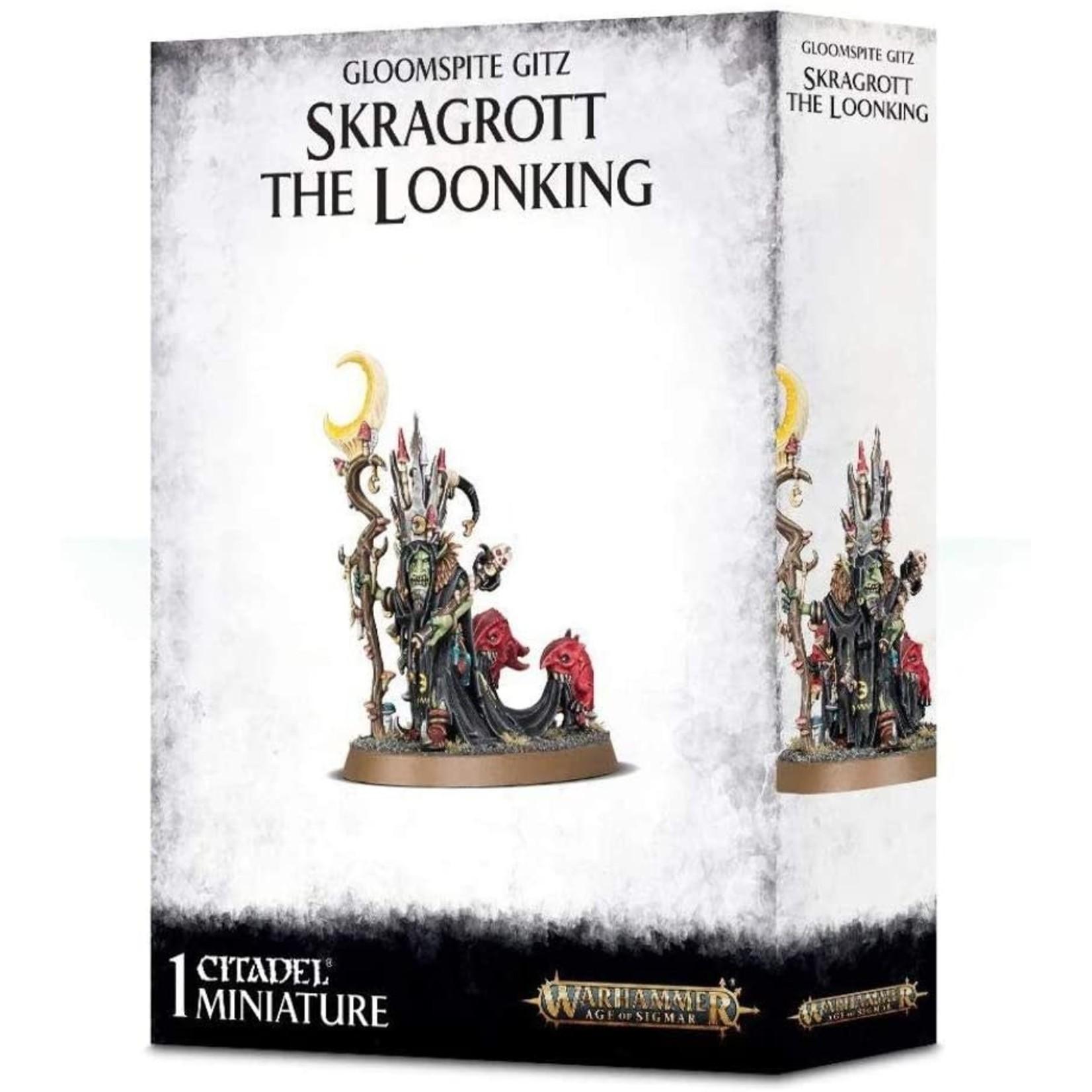 Gloomspite Skragrott The Loonking (AOS)