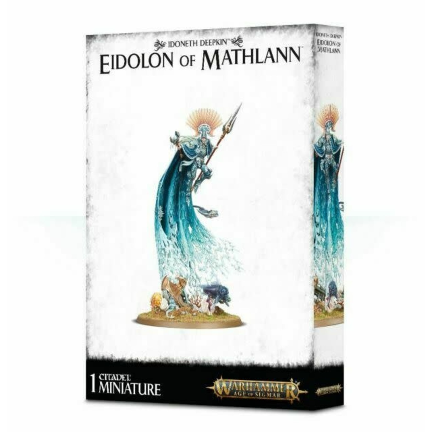 Idoneth Deepkin Eidolon of Mathlann (AOS)