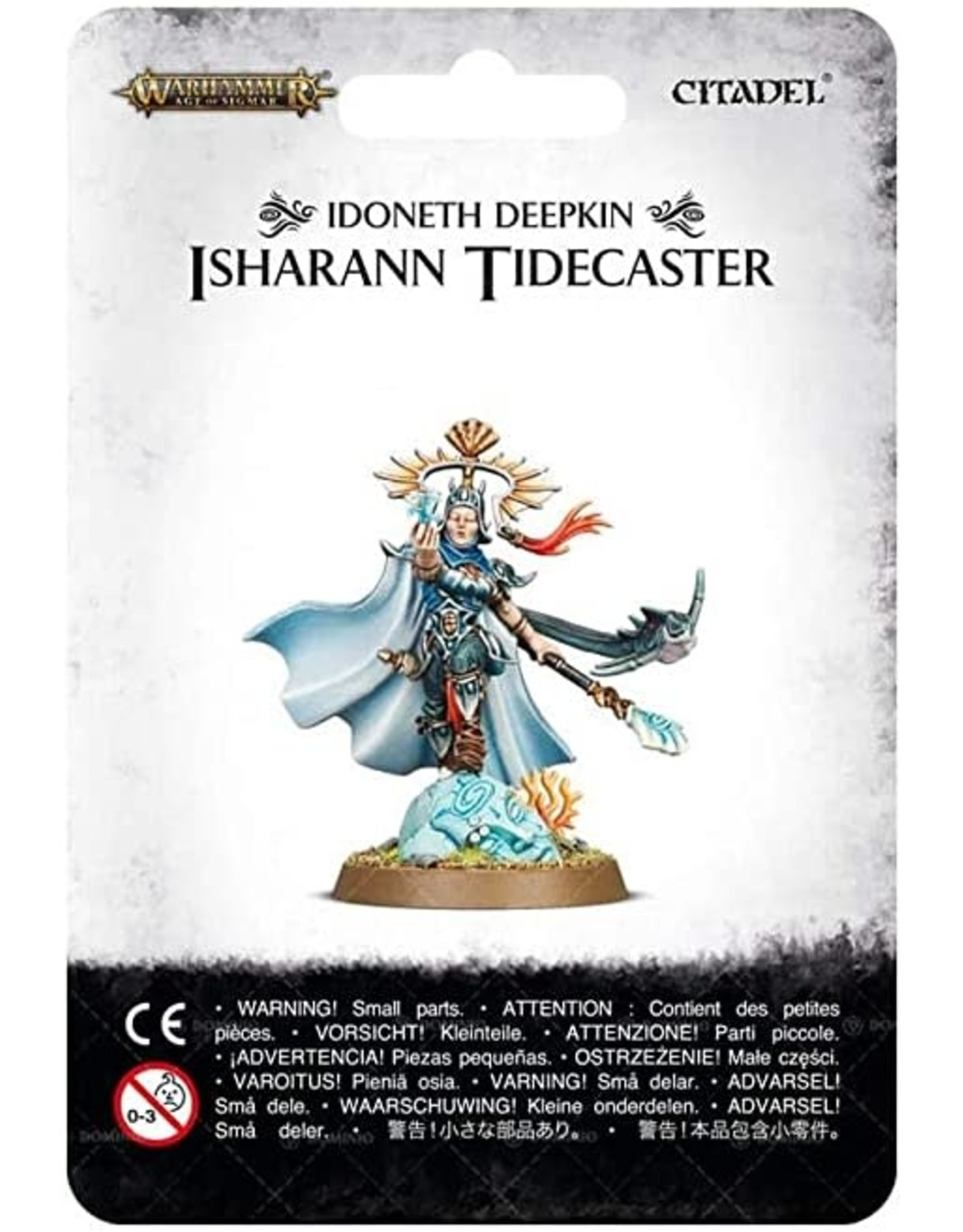 Idoneth Deepkin Isharann Tidecaster (AOS)