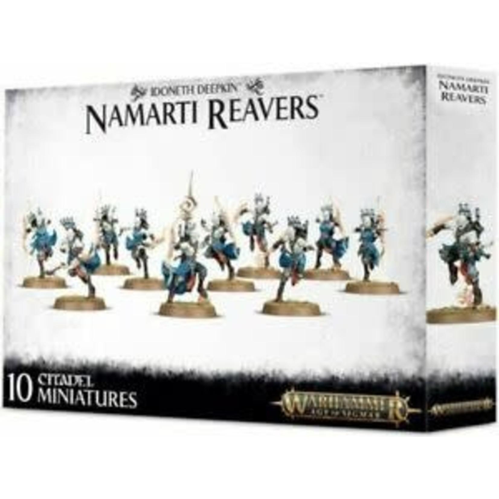 Idoneth Deepkin Namarti Reavers (AOS)