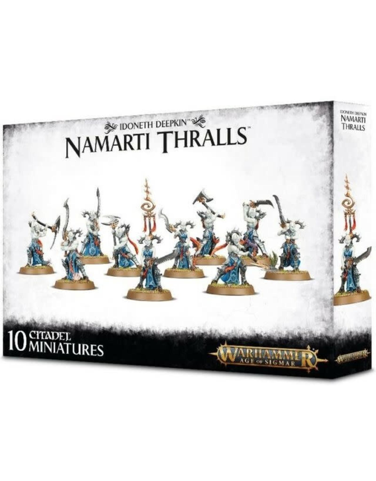 Idoneth Deepkin Namarti Thralls (AOS)