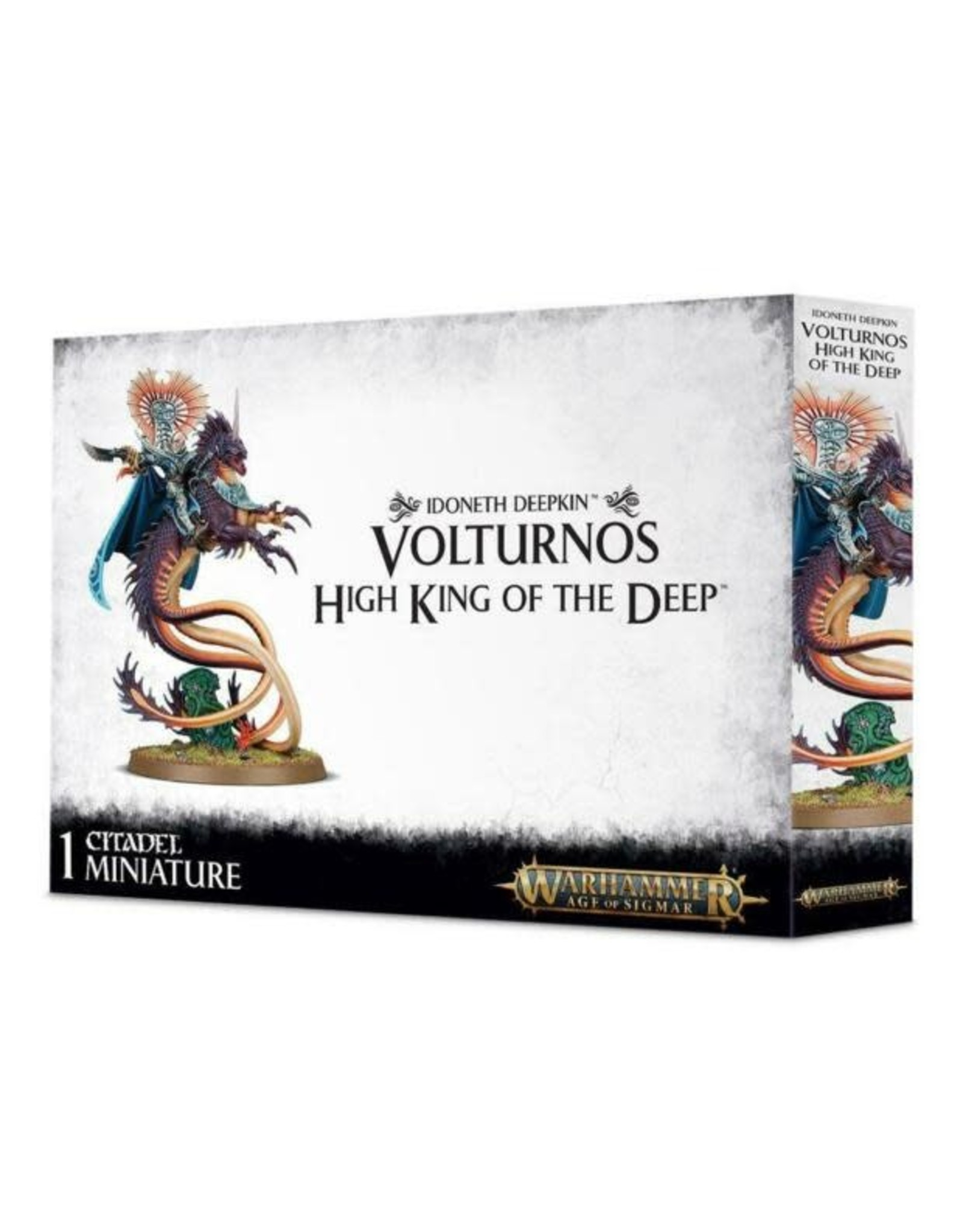 Idoneth Deepkin Volturnos (AOS)