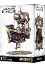 Kharadron Overlords Arkanaut Ironclad (AOS)