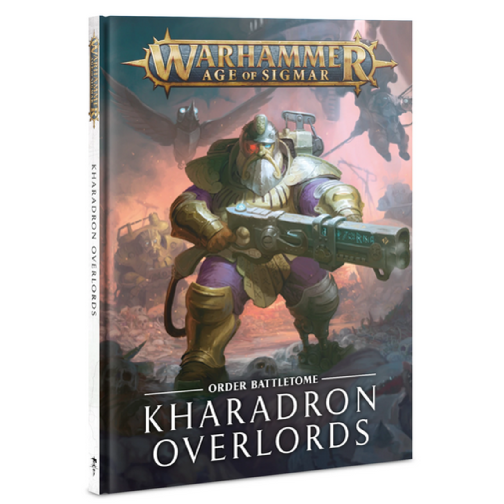 Kharadron Overlords Battletome (HB) (AOS)