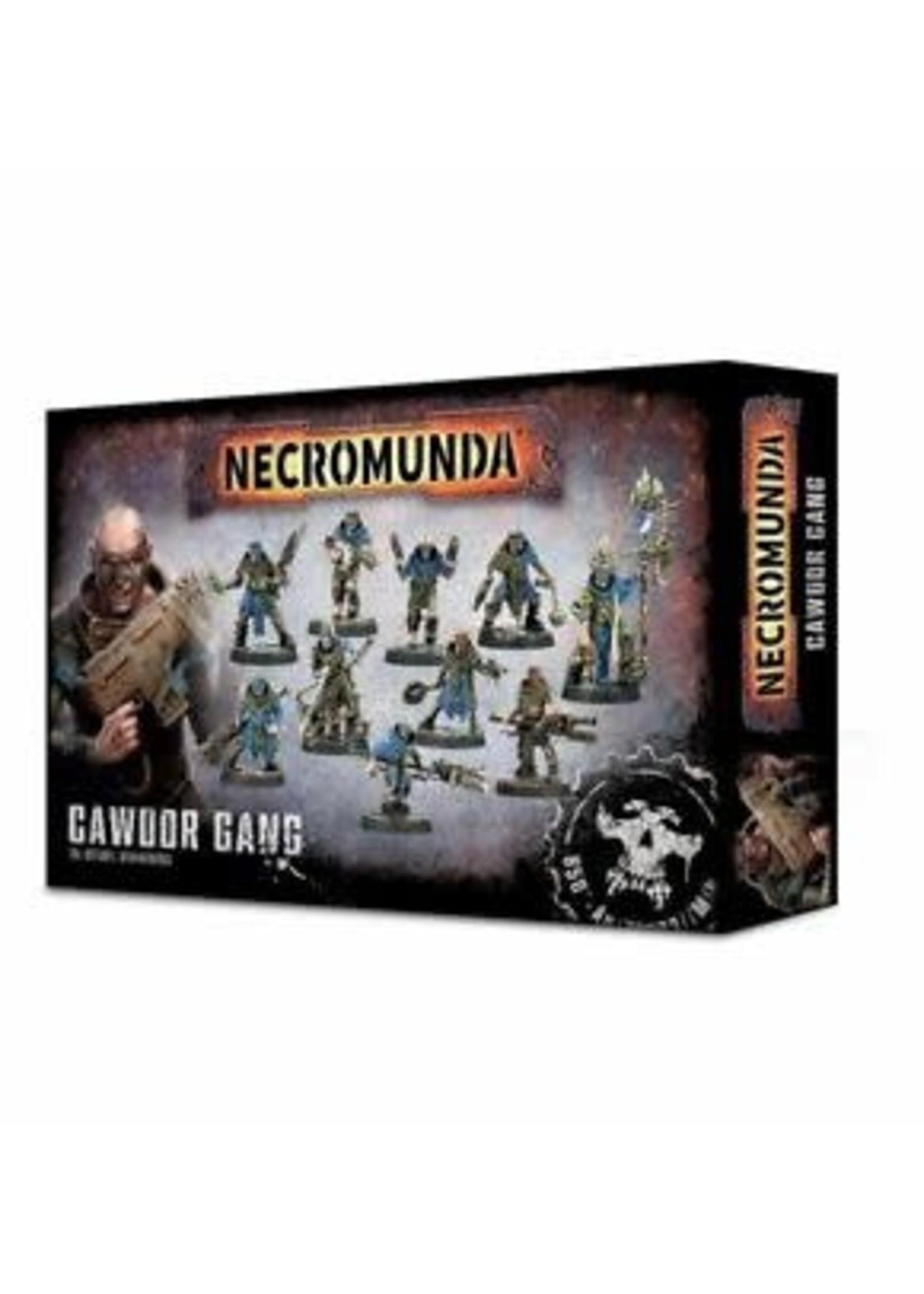 Necromunda Cawdor Gang