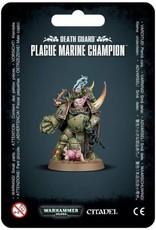 Plague Marine Champion (40K)