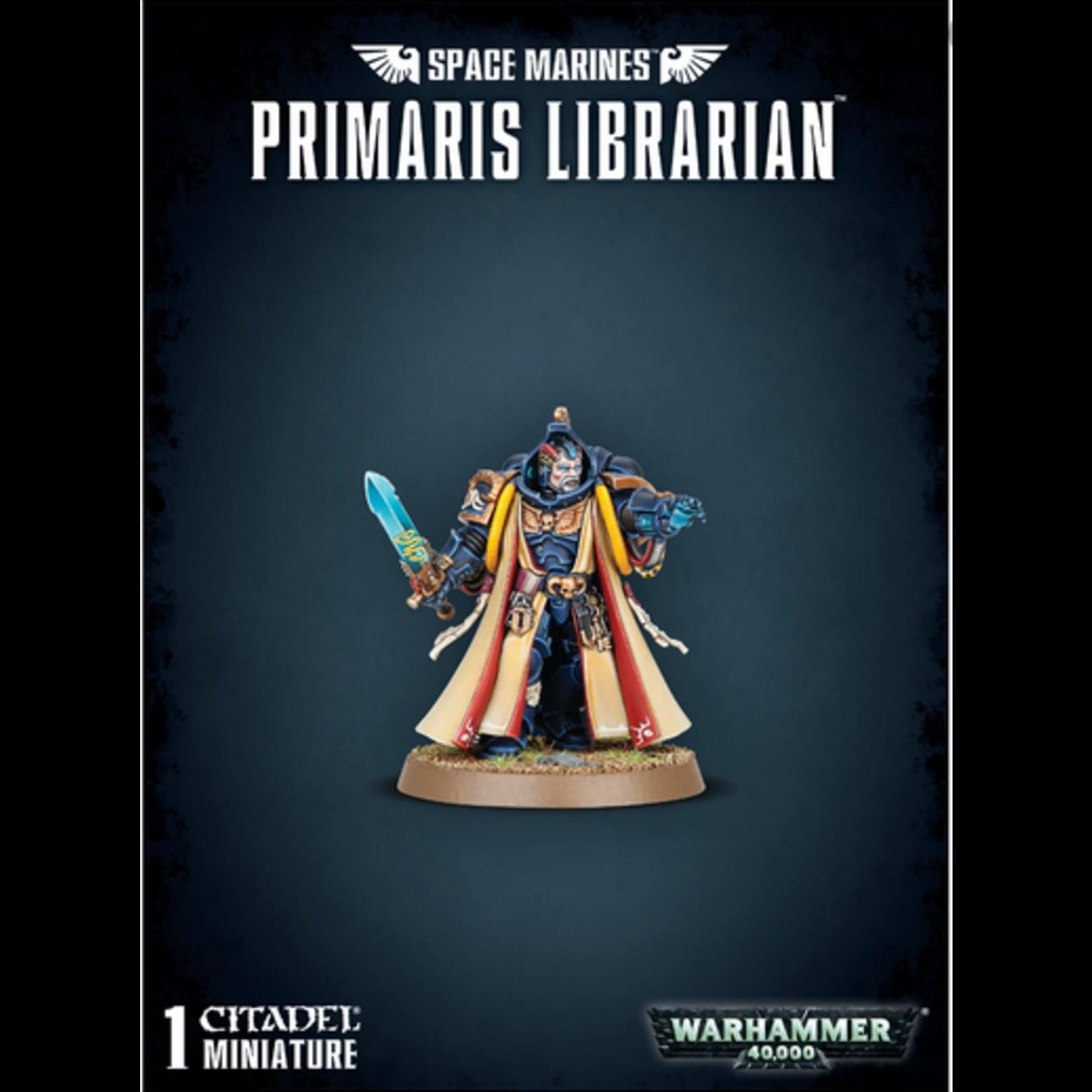 Primaris Librarian (40K)