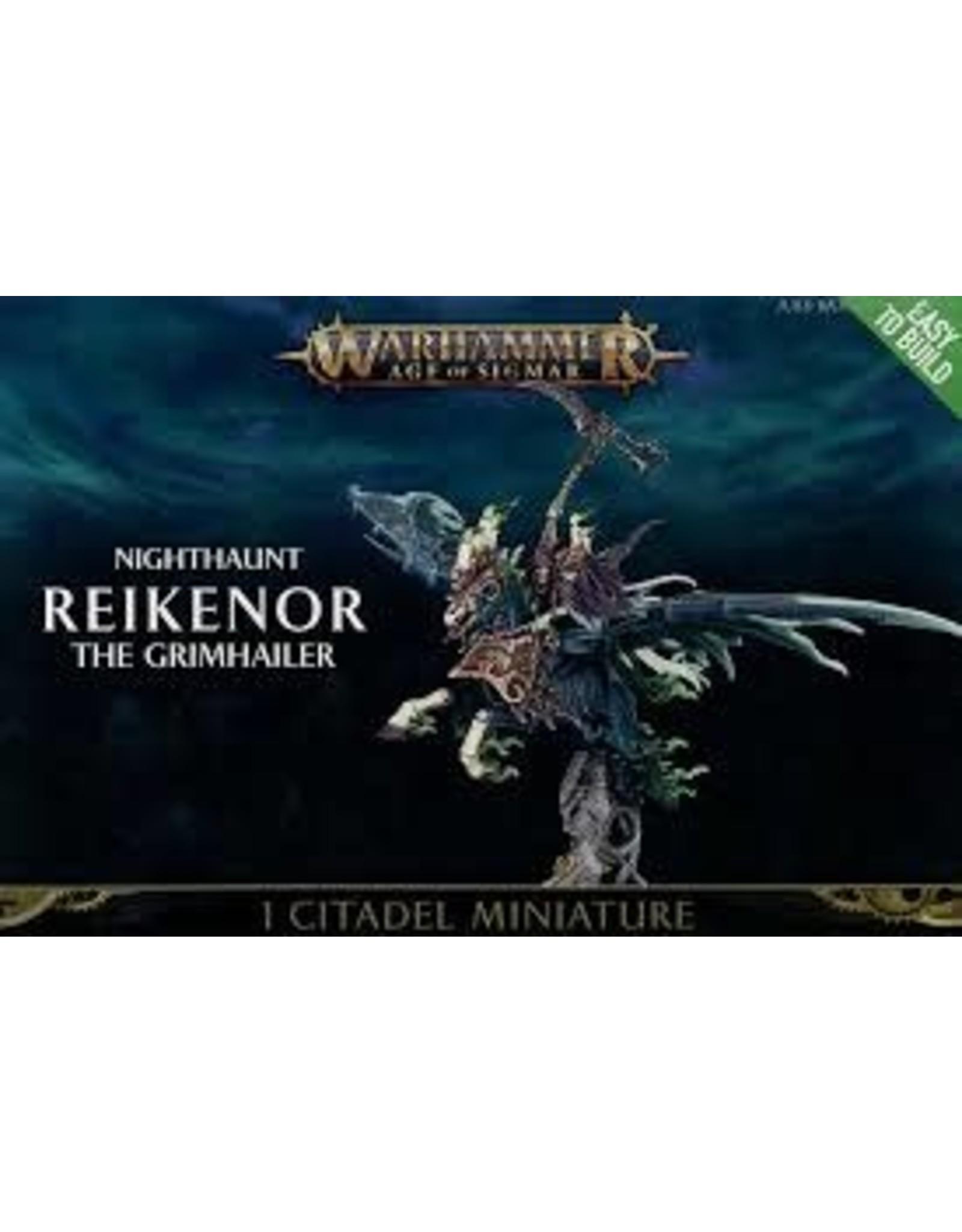 Reikenor the Grimhailer (AOS)