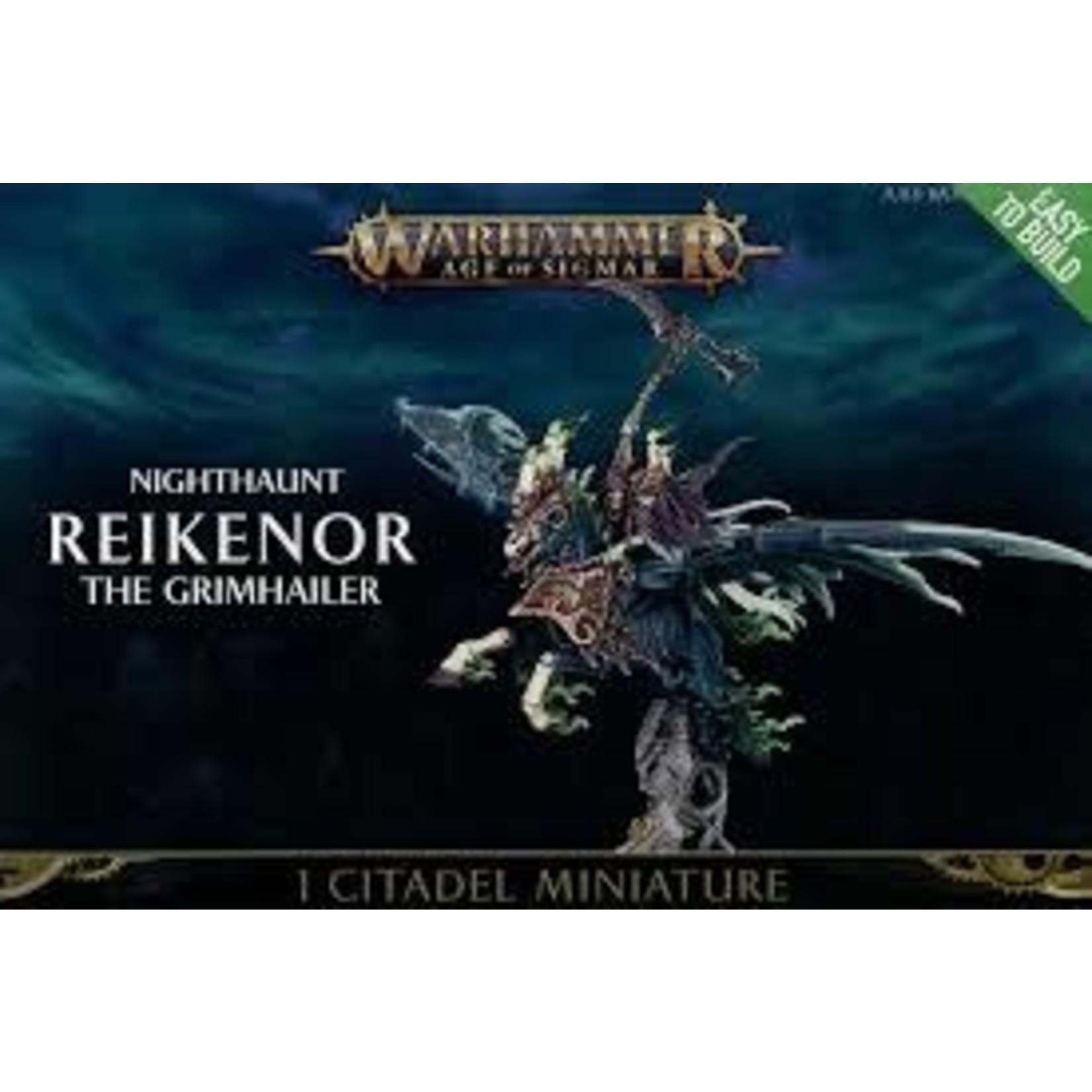 Nighthaunt Reikenor the Grimhailer (AOS)