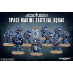 Space Marine Tactical Squad (40K)