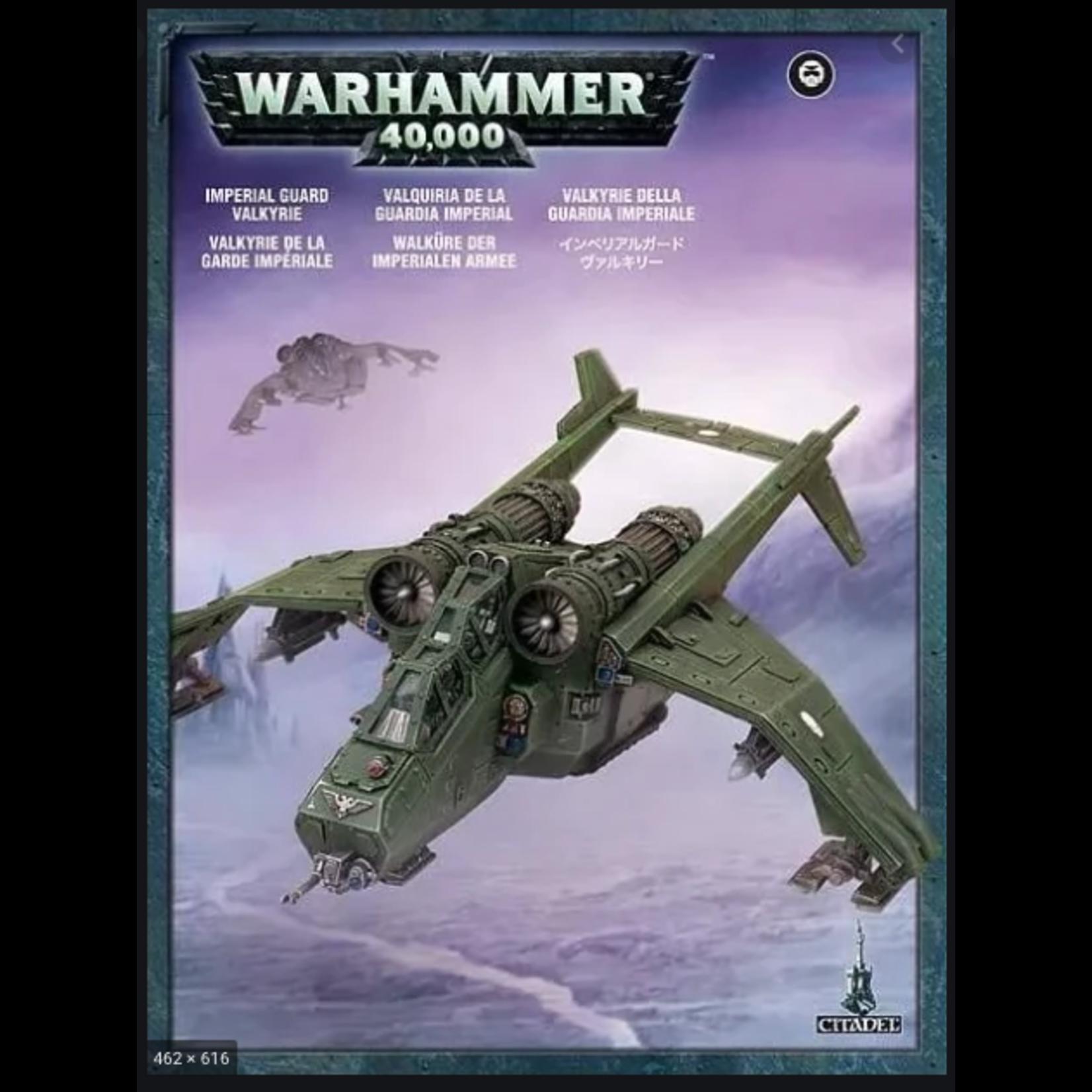 Astra Militarum Valkyrie (40K)
