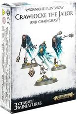 Nighthaunt Crawlocke The Jailor and Chaingasts (AOS)