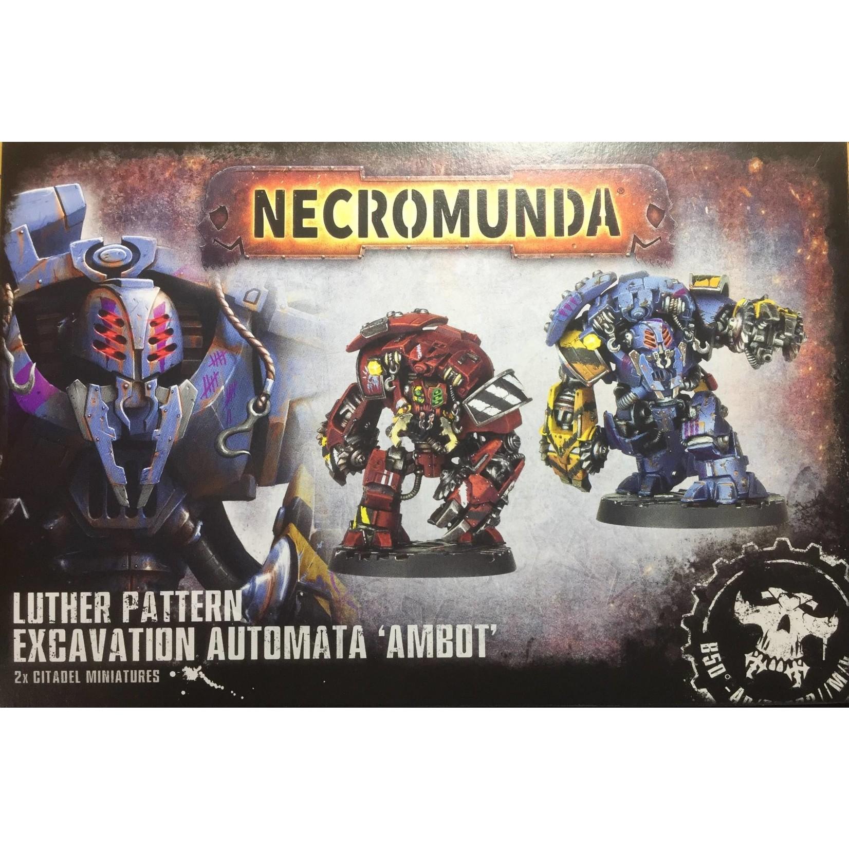 Necromunda Excavation Automata Ambot