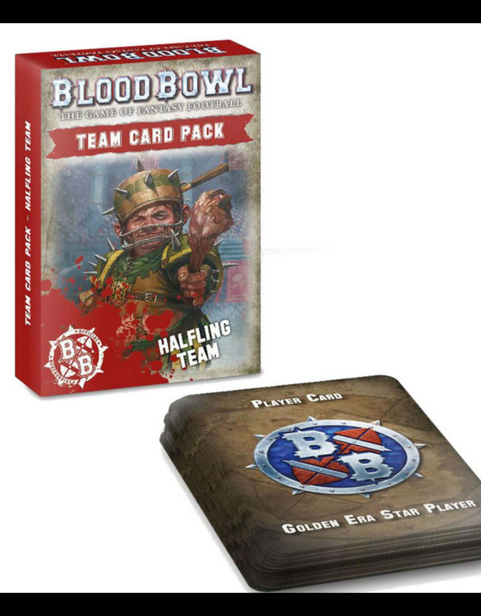 Blood Bowl Hafling Card Pack