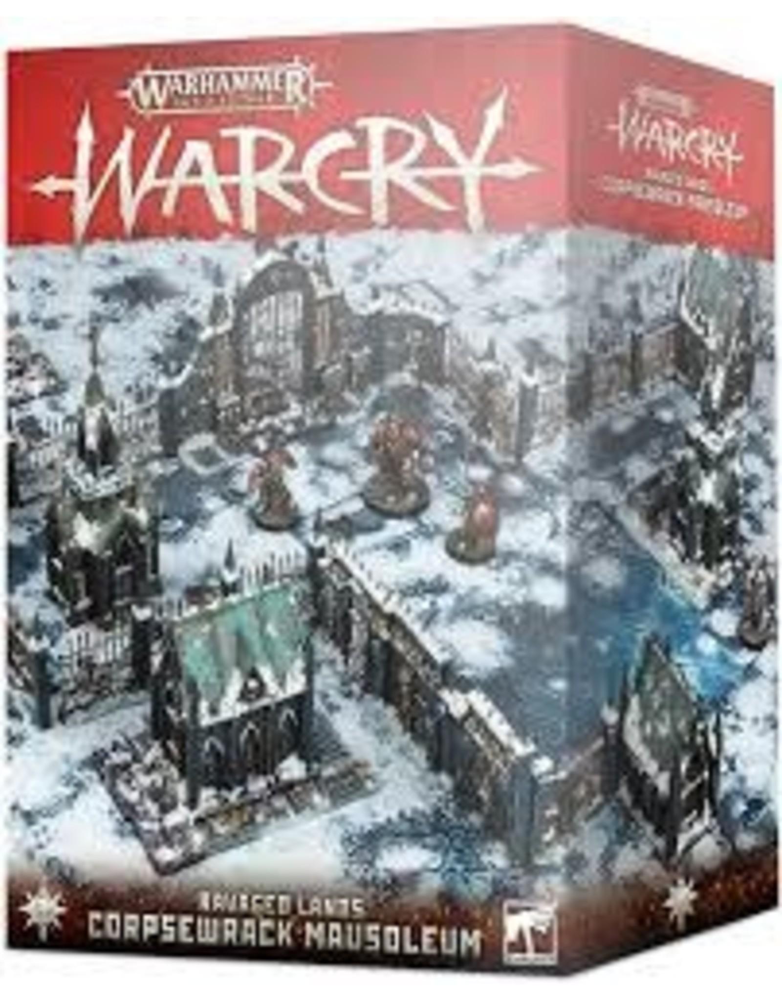 AoS Warcry: Corpsewrack Mausoleum