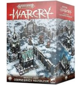 AoS Warcry: Corpsewrack Mausoleum