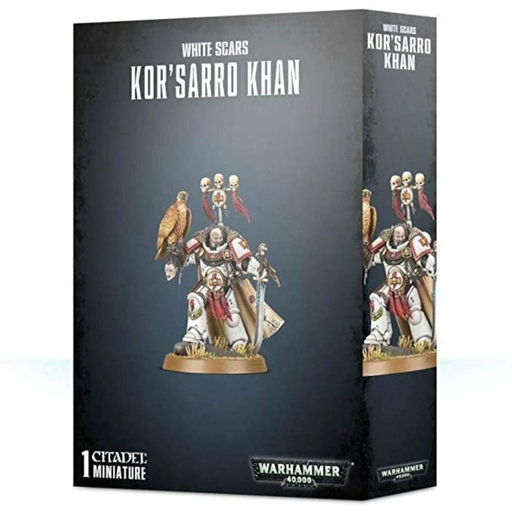 White Scars Korsarro Khan (40K)
