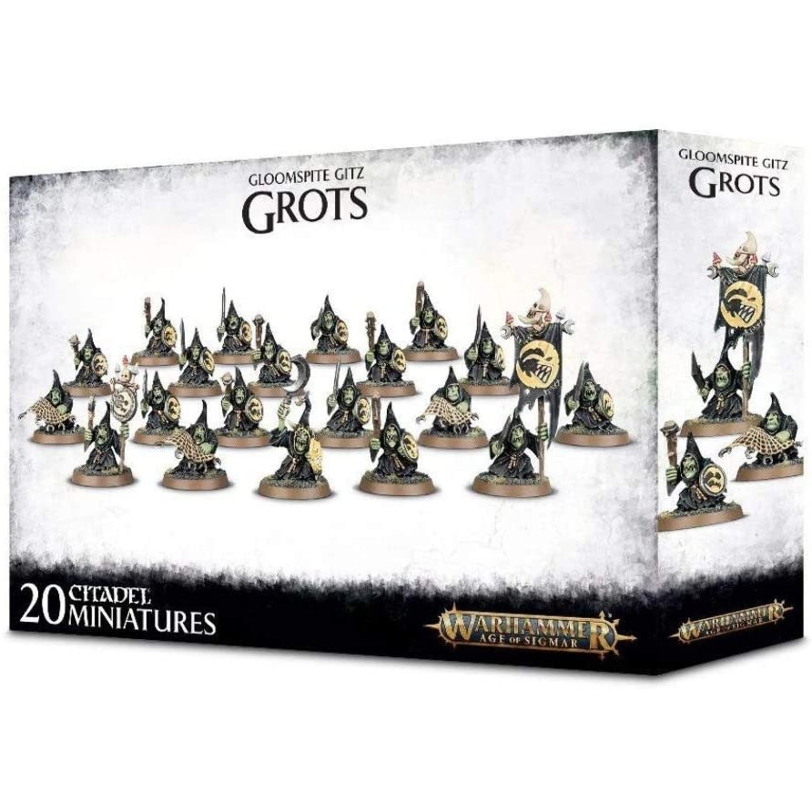 Gloomspite Grots (AOS)