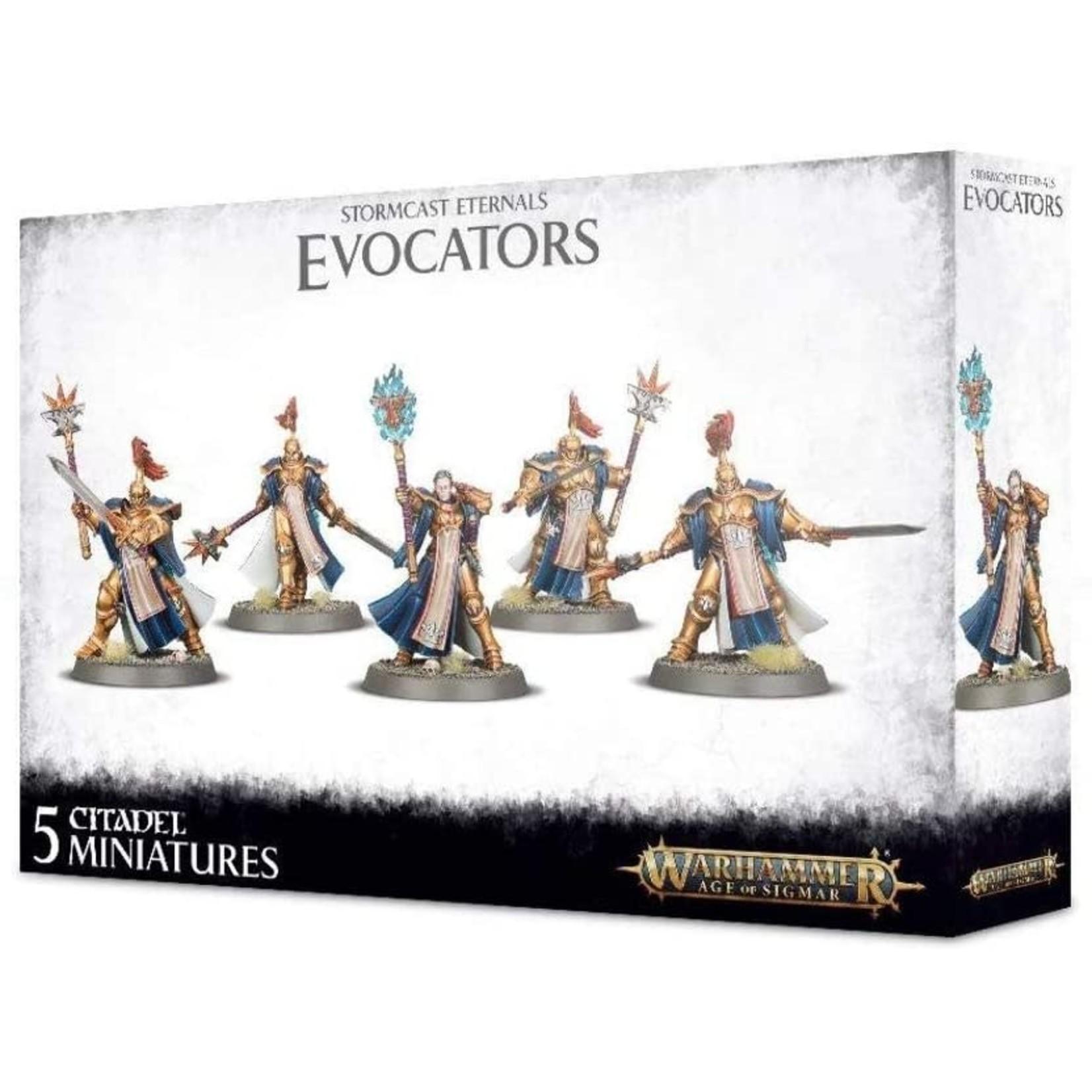Stormcast Evocators (AOS)