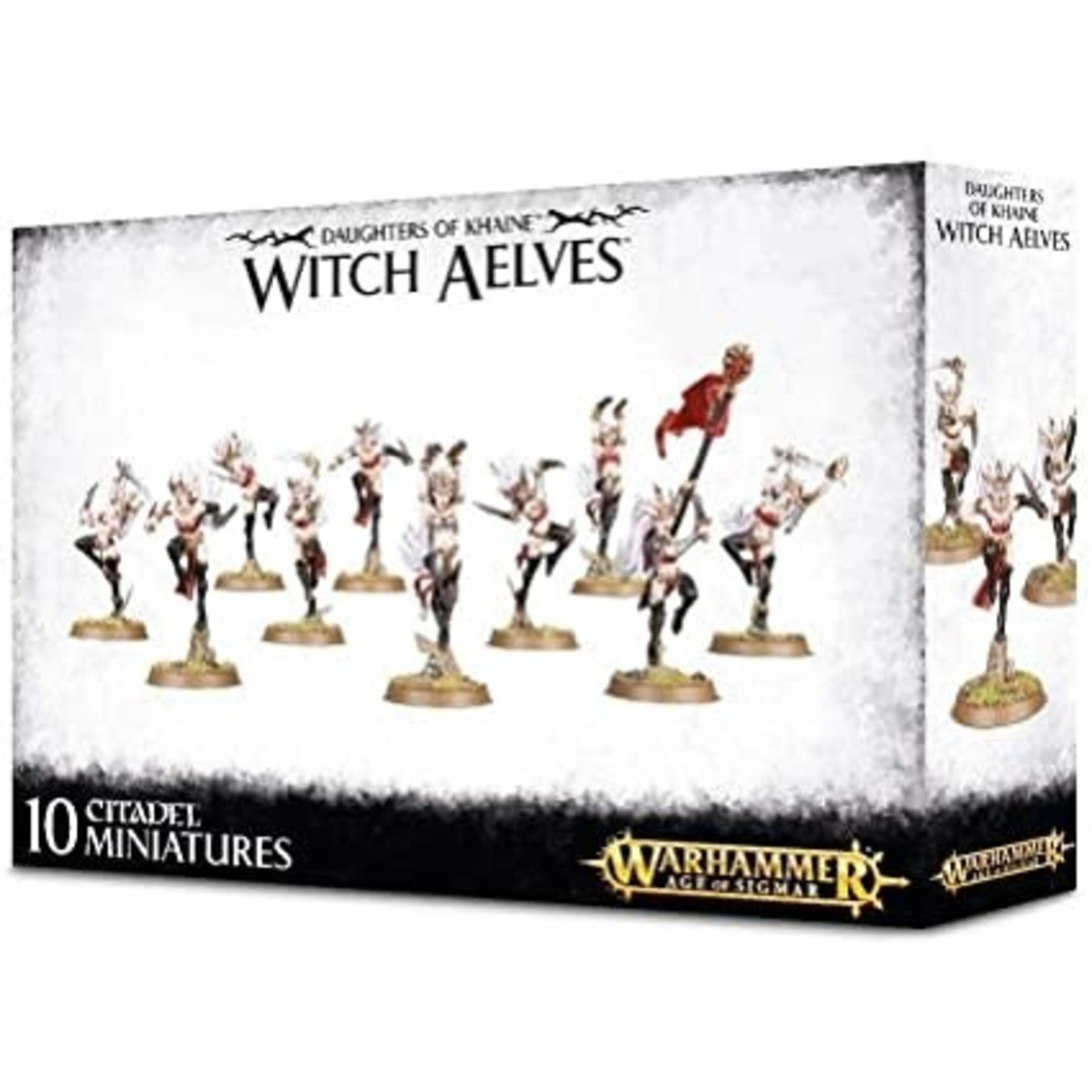 DOK Witch Aelves (AOS)