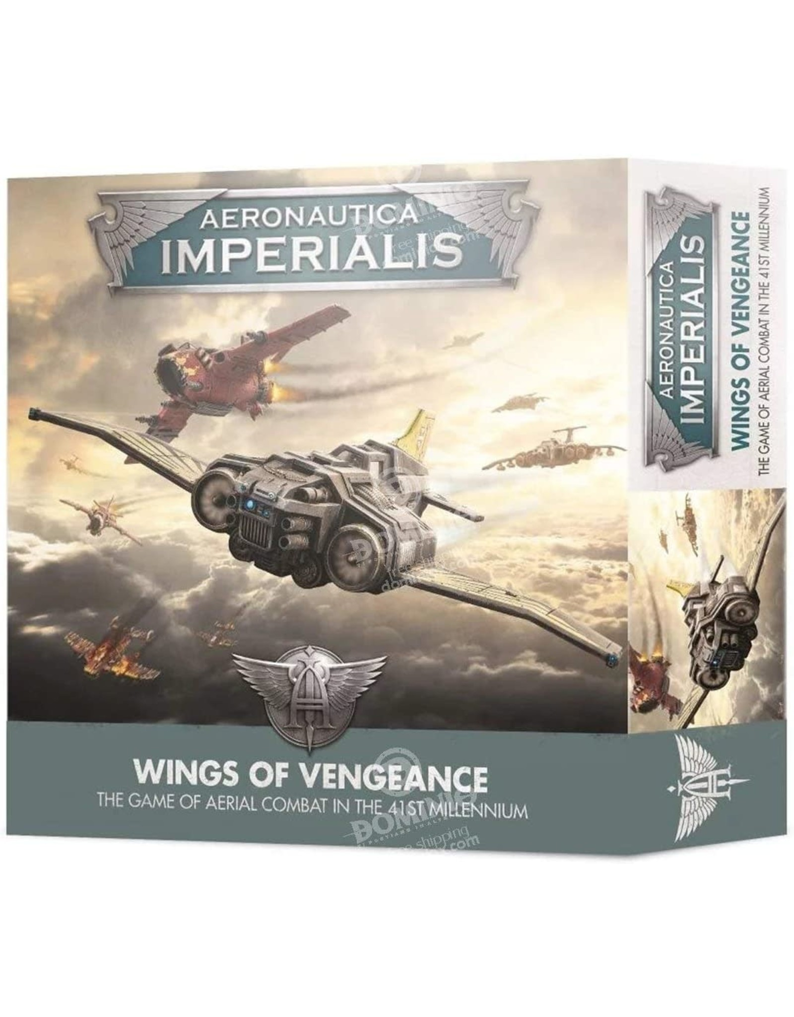Aeronautica Imperialis: Wings of Vengeance (A/I)