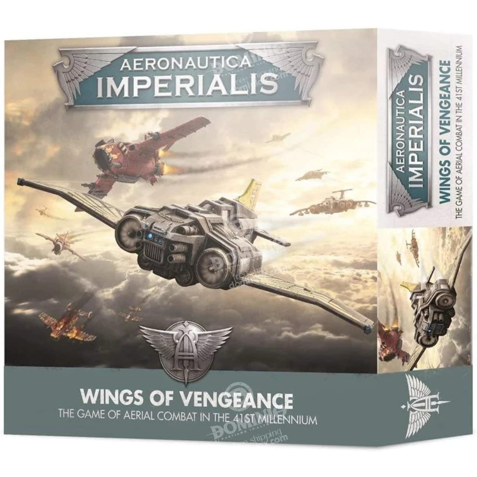 Aeronautica Imperialis: Wings of Vengeance (A/I)