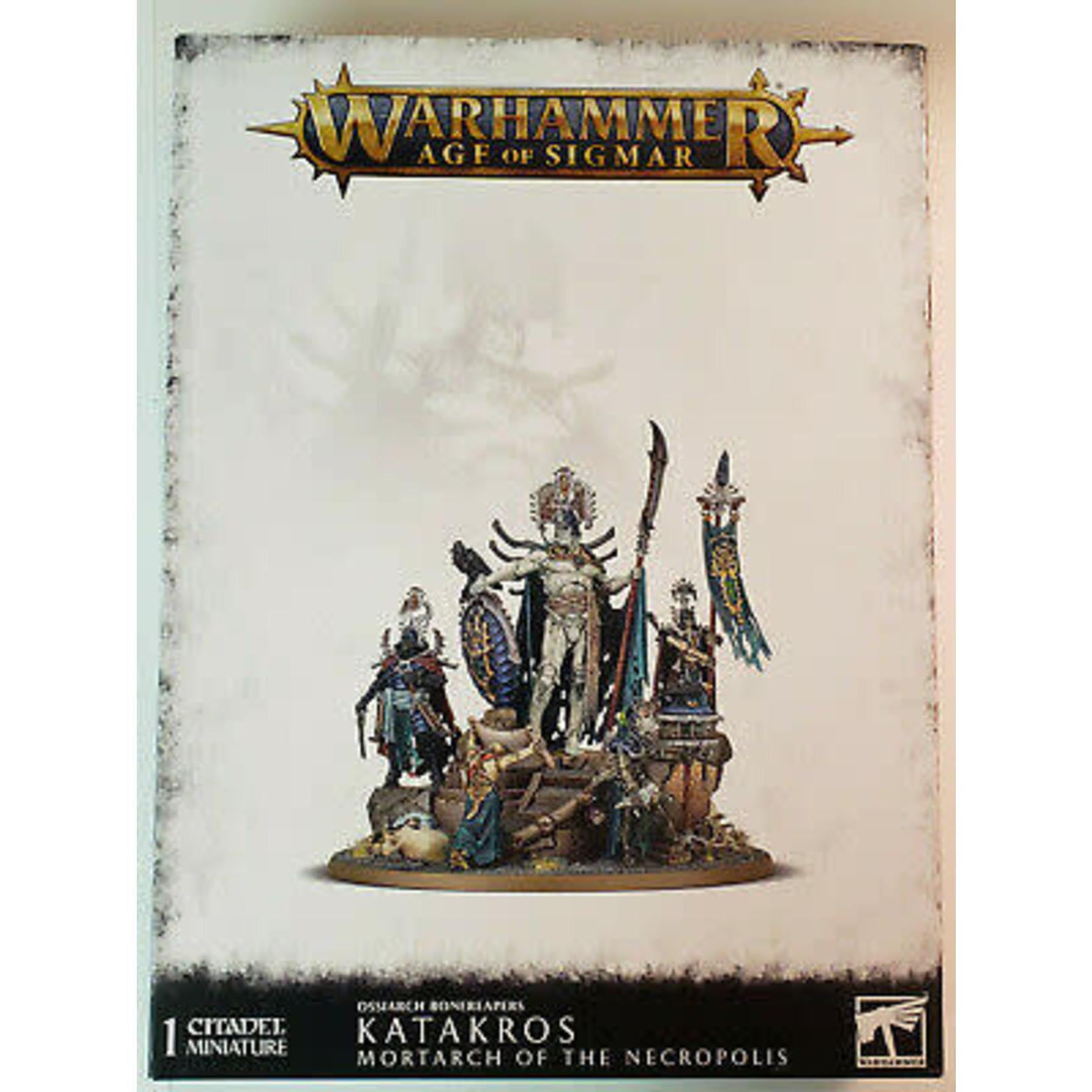 Katakros Mortarch of the Necropolis (AOS)