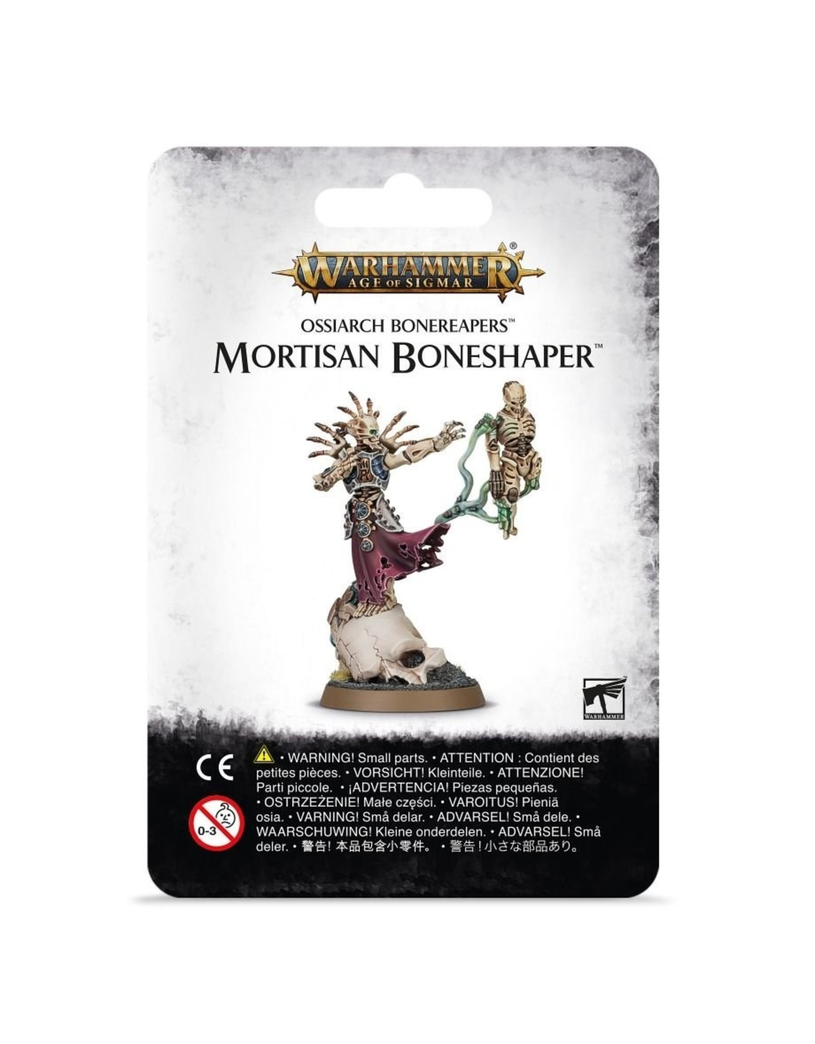Ossiarch Bonereapers Mortisan Boneshaper (AOS)