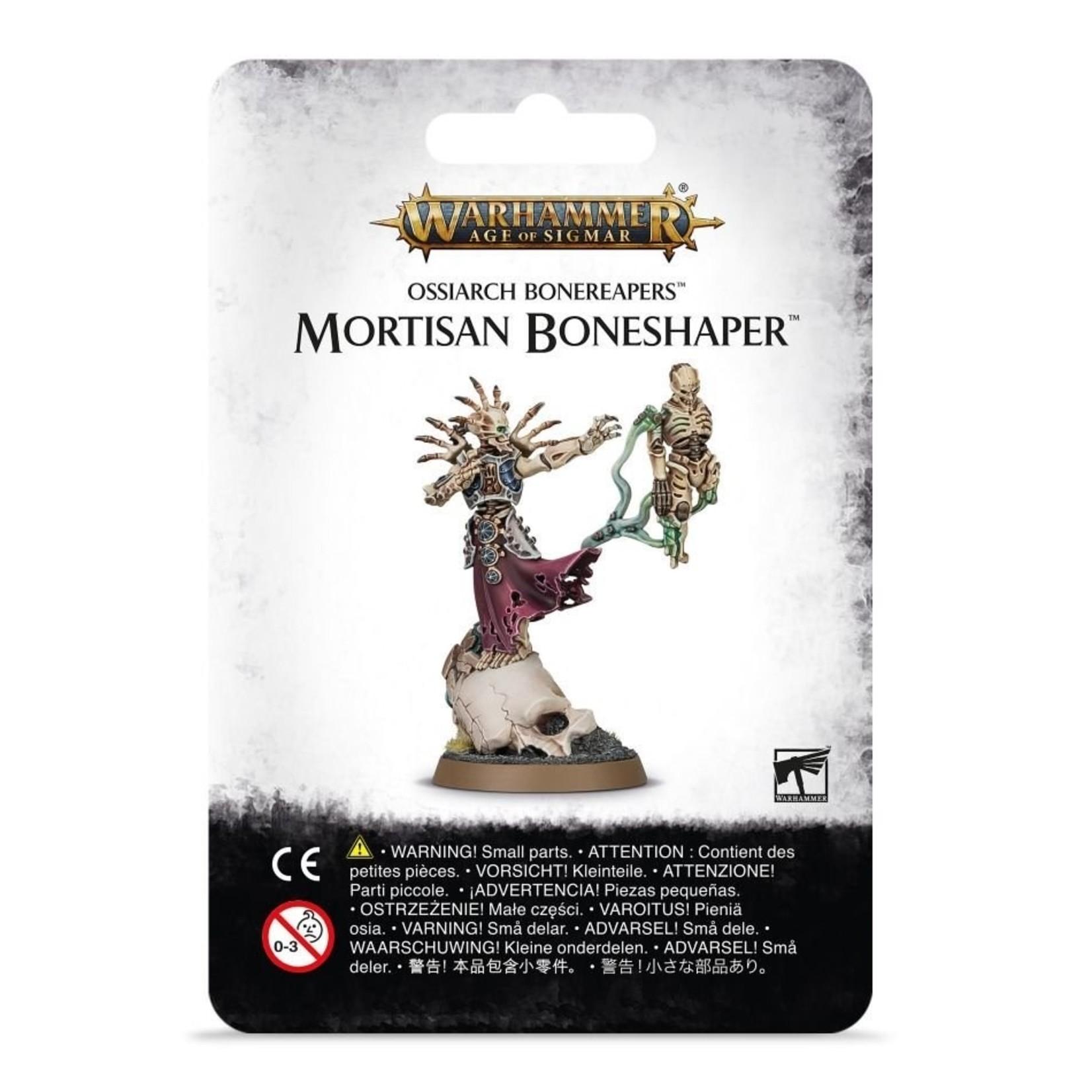 Ossiarch Bonereapers Mortisan Boneshaper (AOS)
