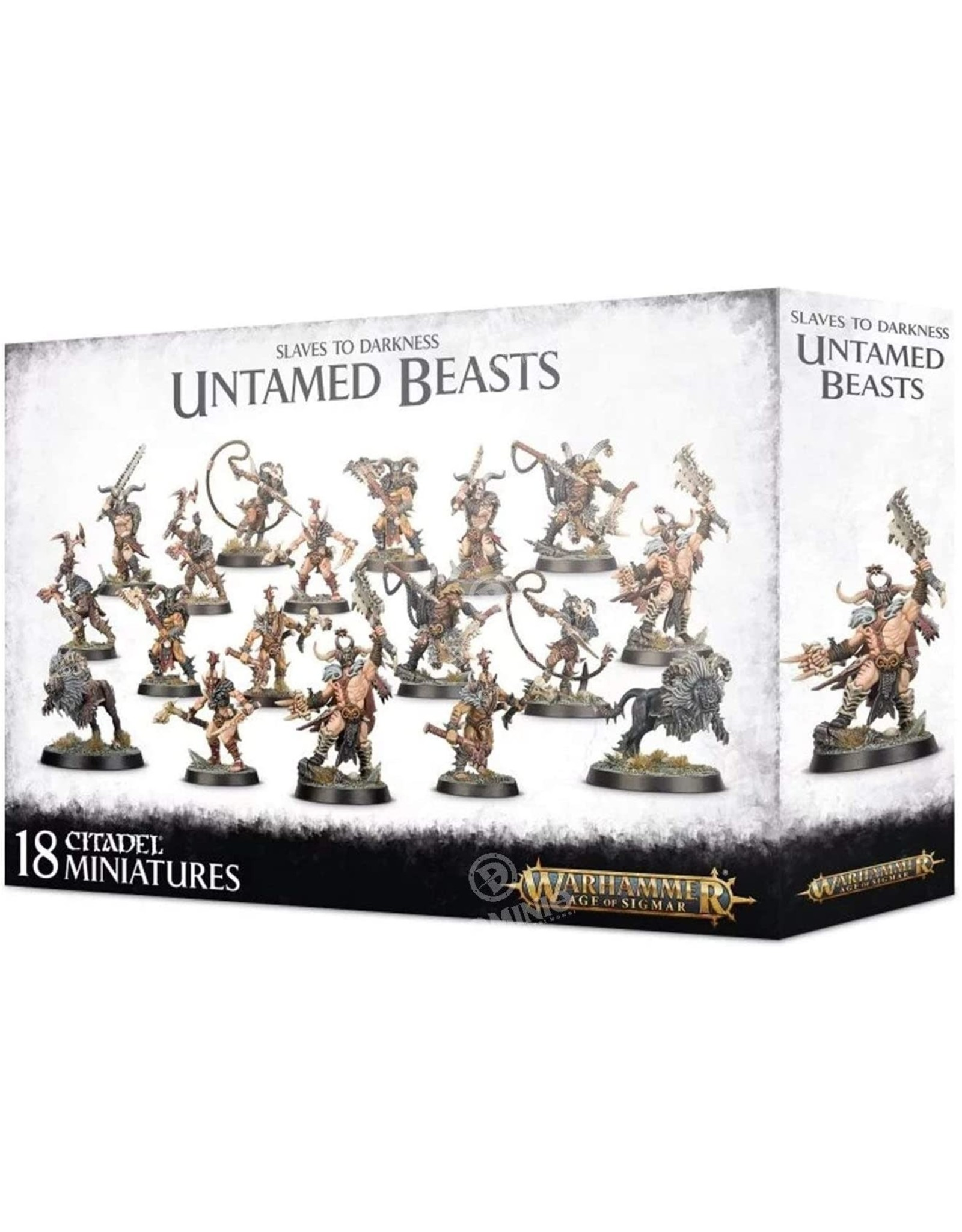 AoS Warcry: Untamed Beasts