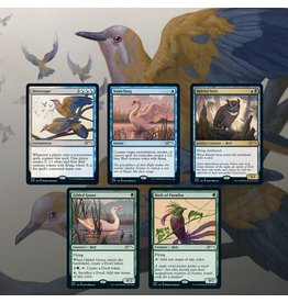 Wizards of the Coast Secret Lair Summer Superdrop: Ornithological Studies