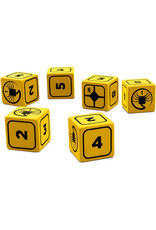 ALIEN RPG Stress Dice Set