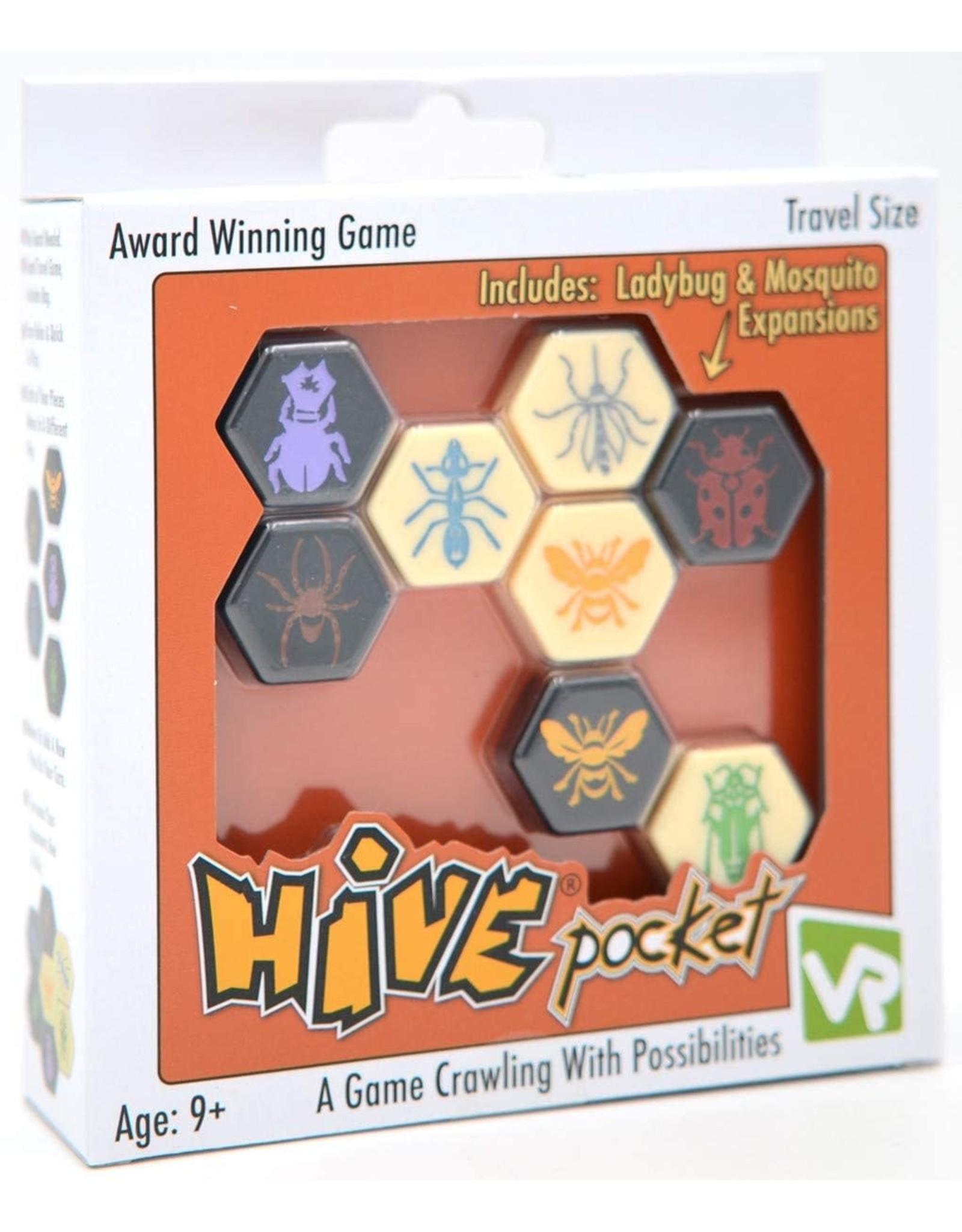 Hive Pocket Board Game