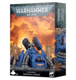 Space Marines Hammerfall Bunker (40K) - Preorder