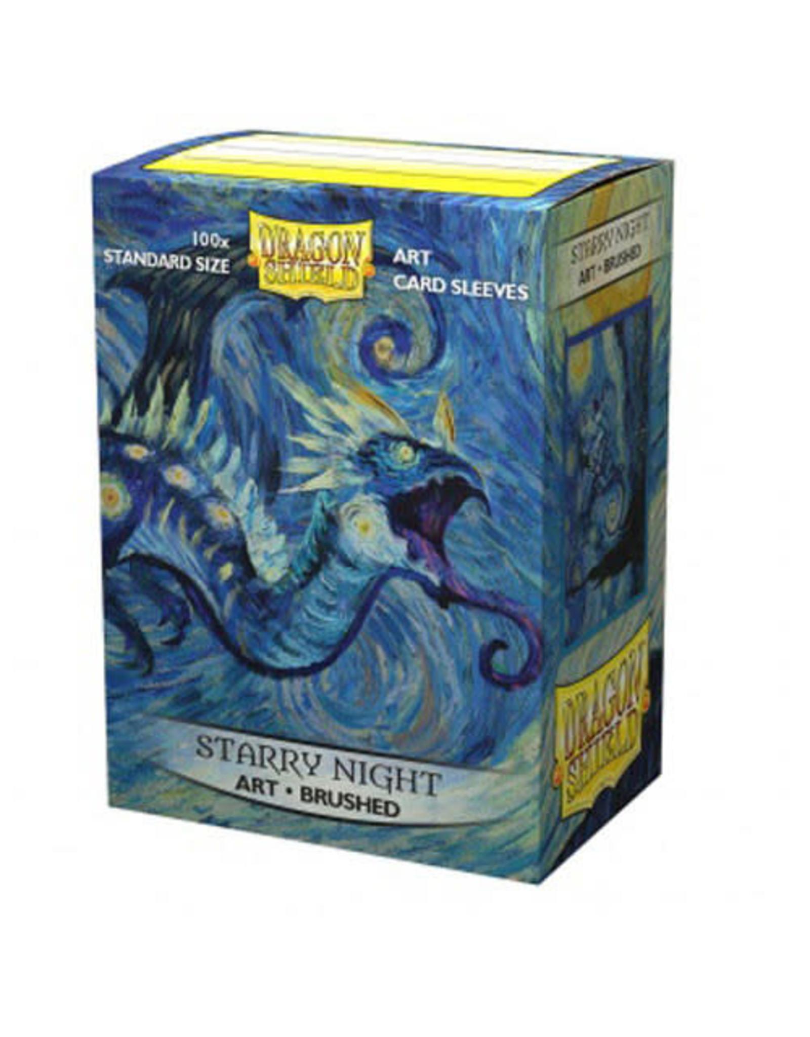 Dragon Shield Dragon Shield Matte Brushed  Starry Night 100ct